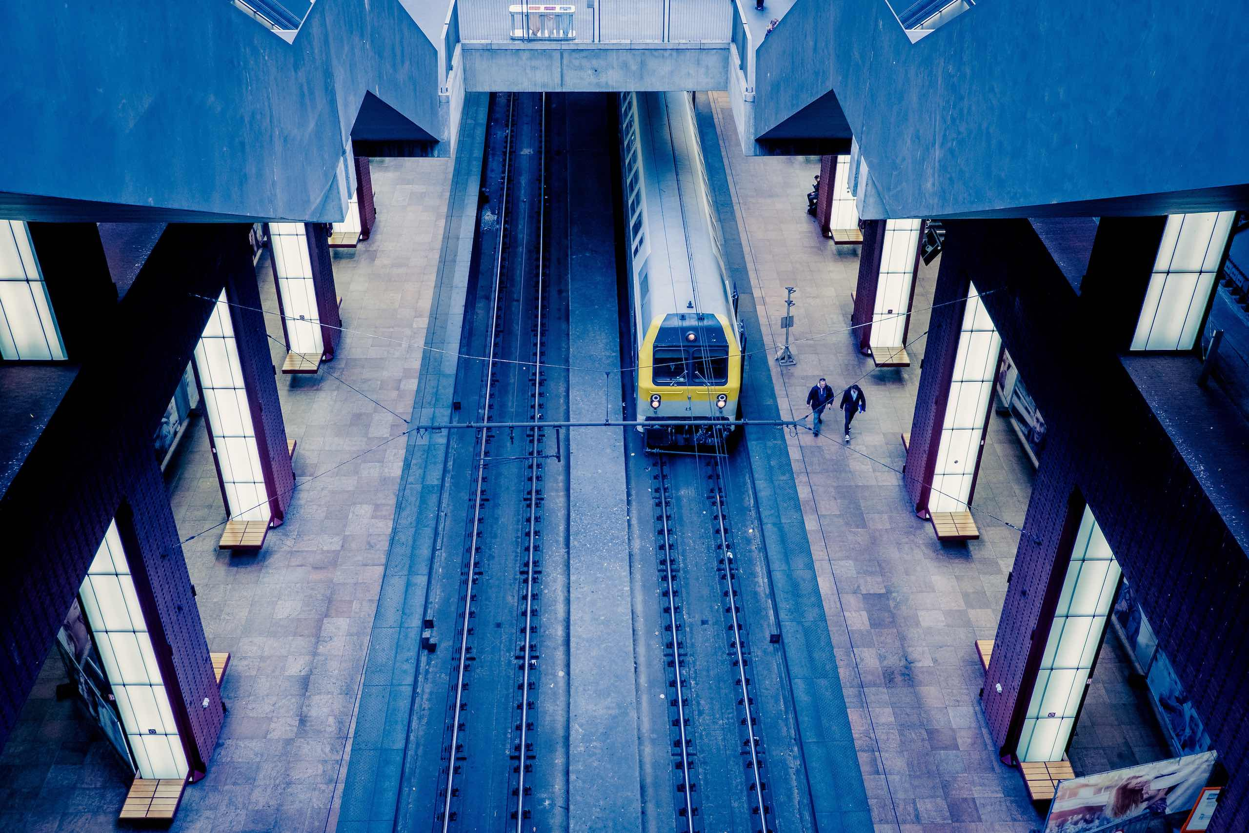 Antwerpen-Centraal | Photo: Ludwig Wallendorff