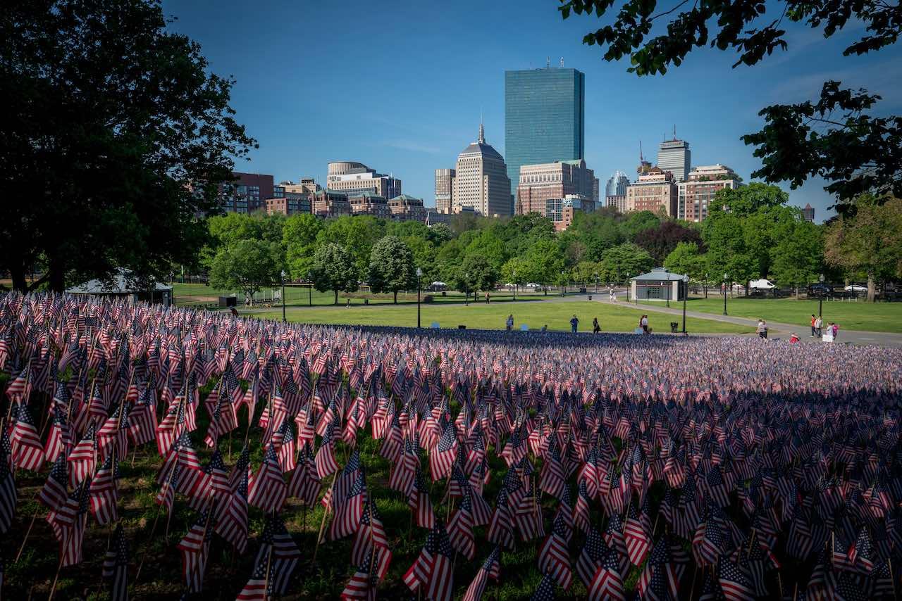 Boston Memorial Day