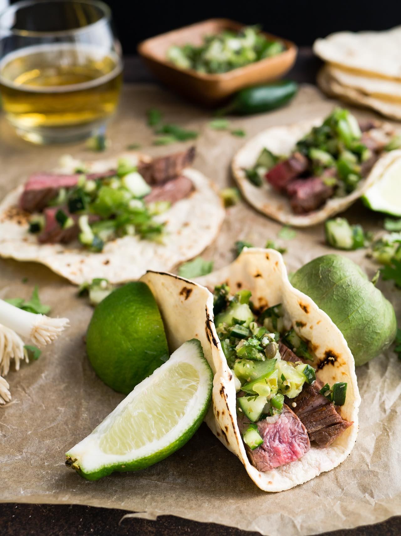 Tacos in Puerto Vallarta