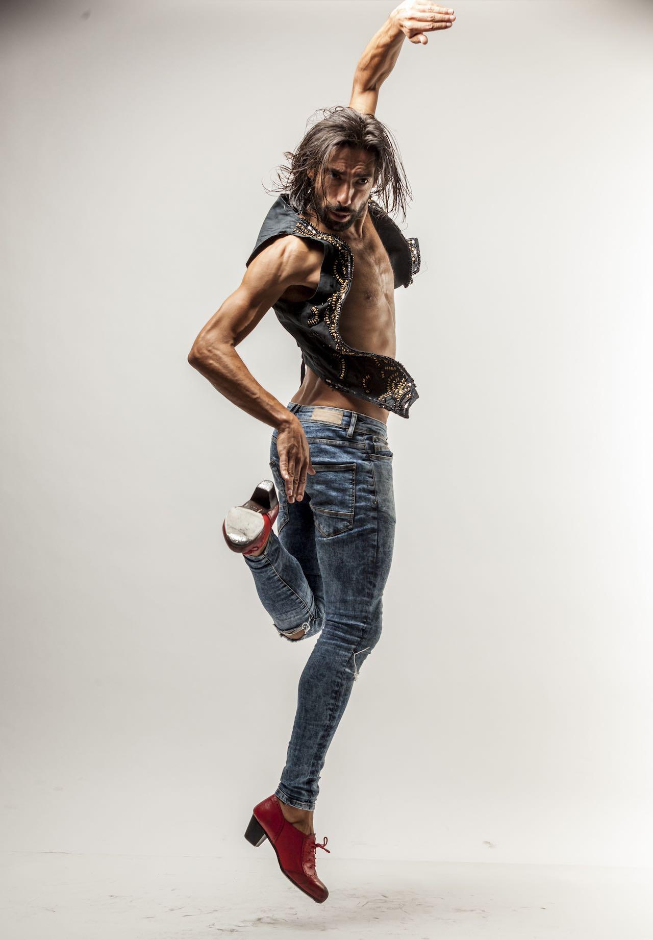 Dancer Eduardo Guerrero