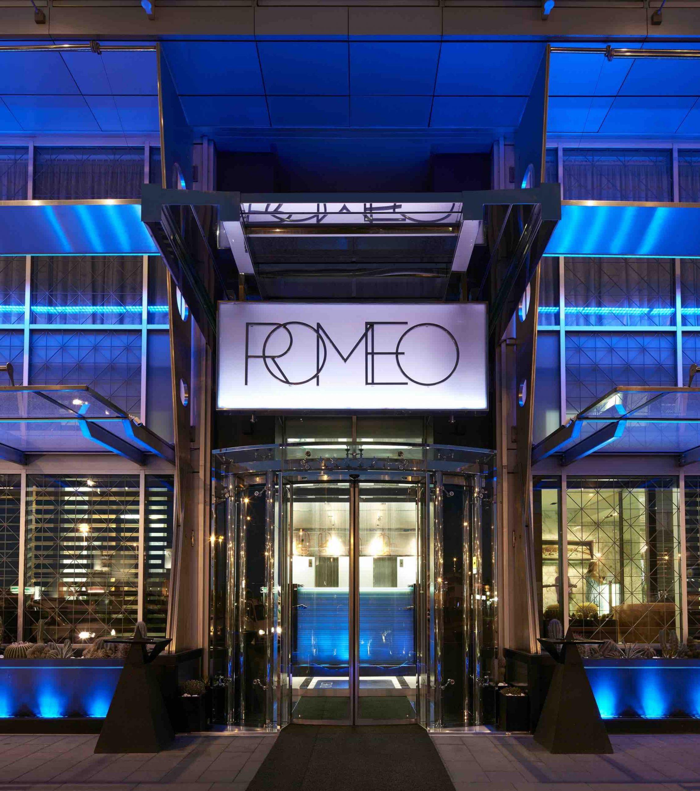 Hotel Romeo | Photo: Kenzo Tange Architects