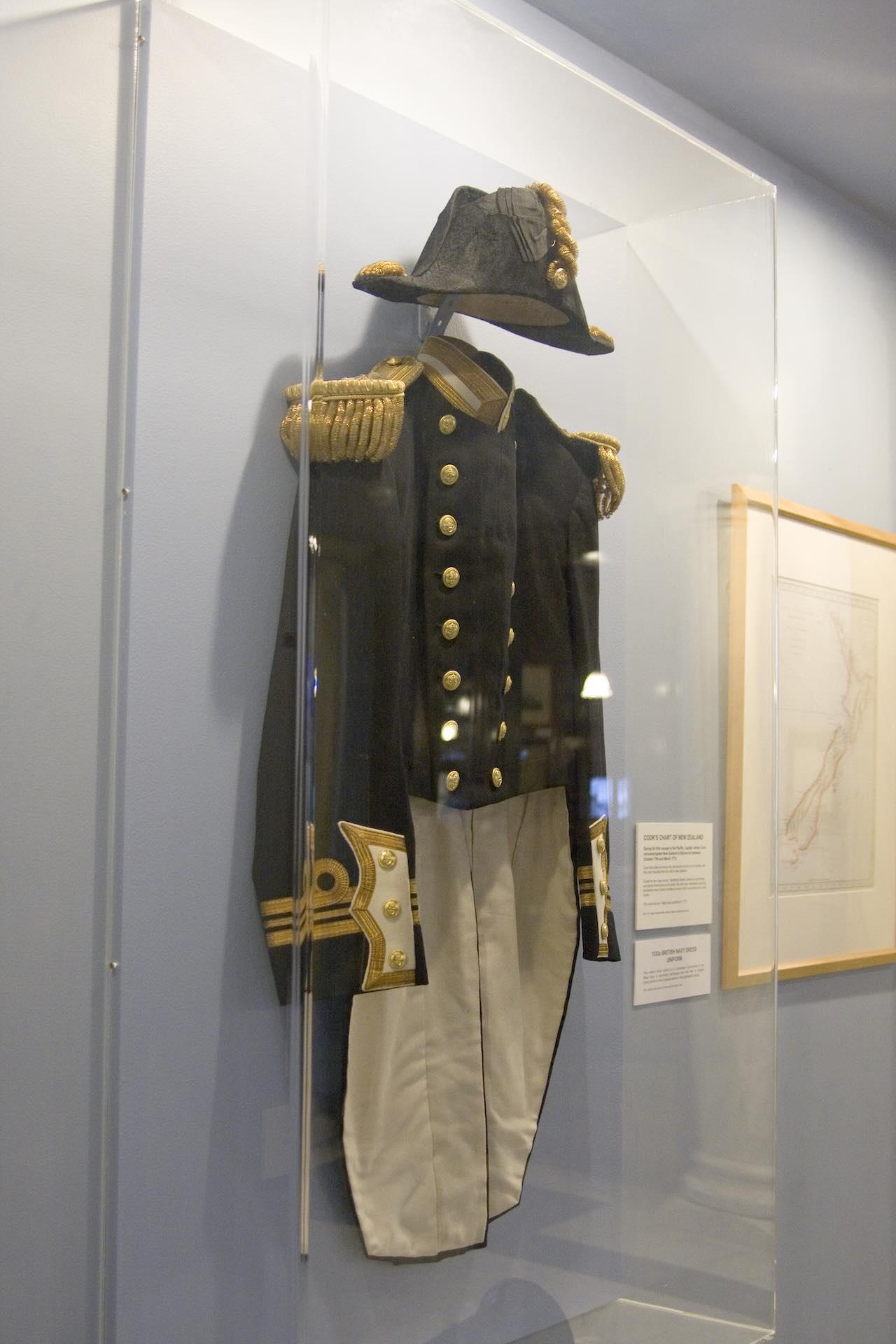 New Zealand Maritime Museum Auckland