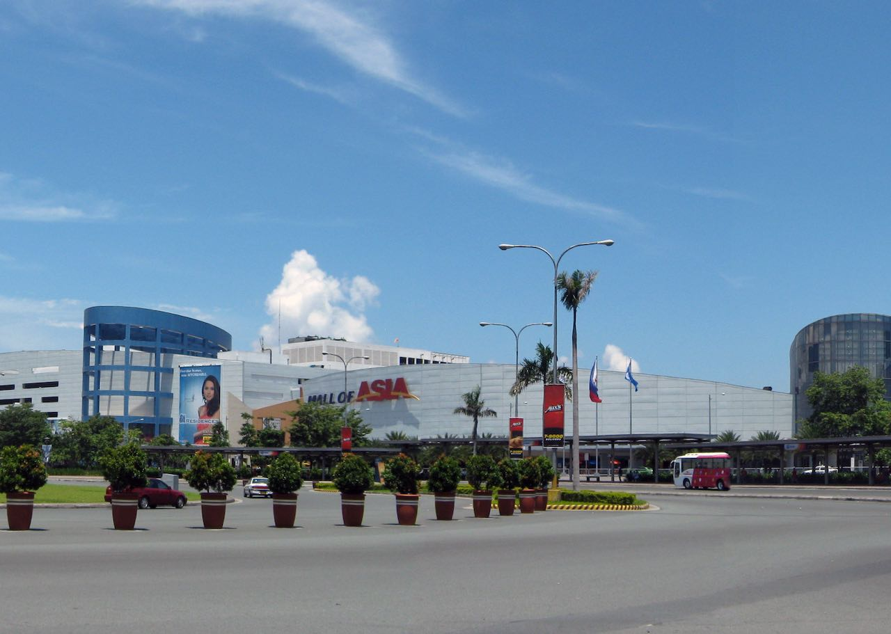 Mall of Asia | Photo: Mike Gonzalez