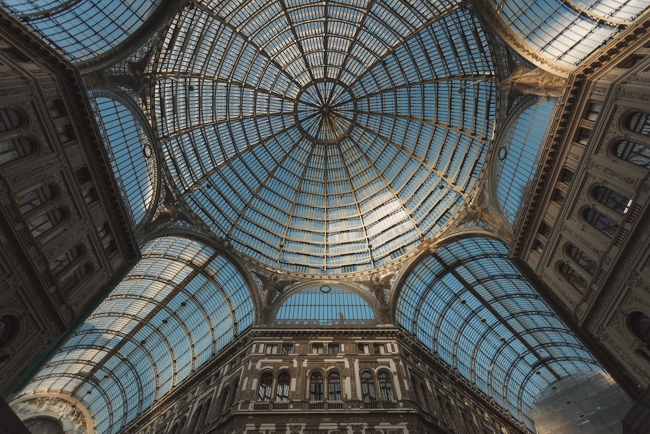 Galleria Umberto | Photo: Mahkeo