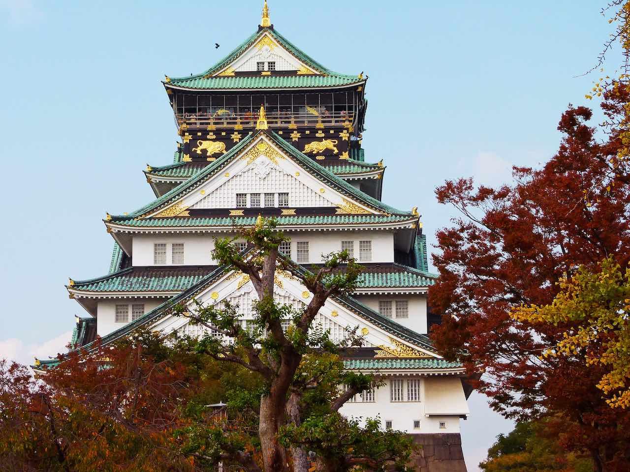 Osaka Castle | Photo: Sharon Ang