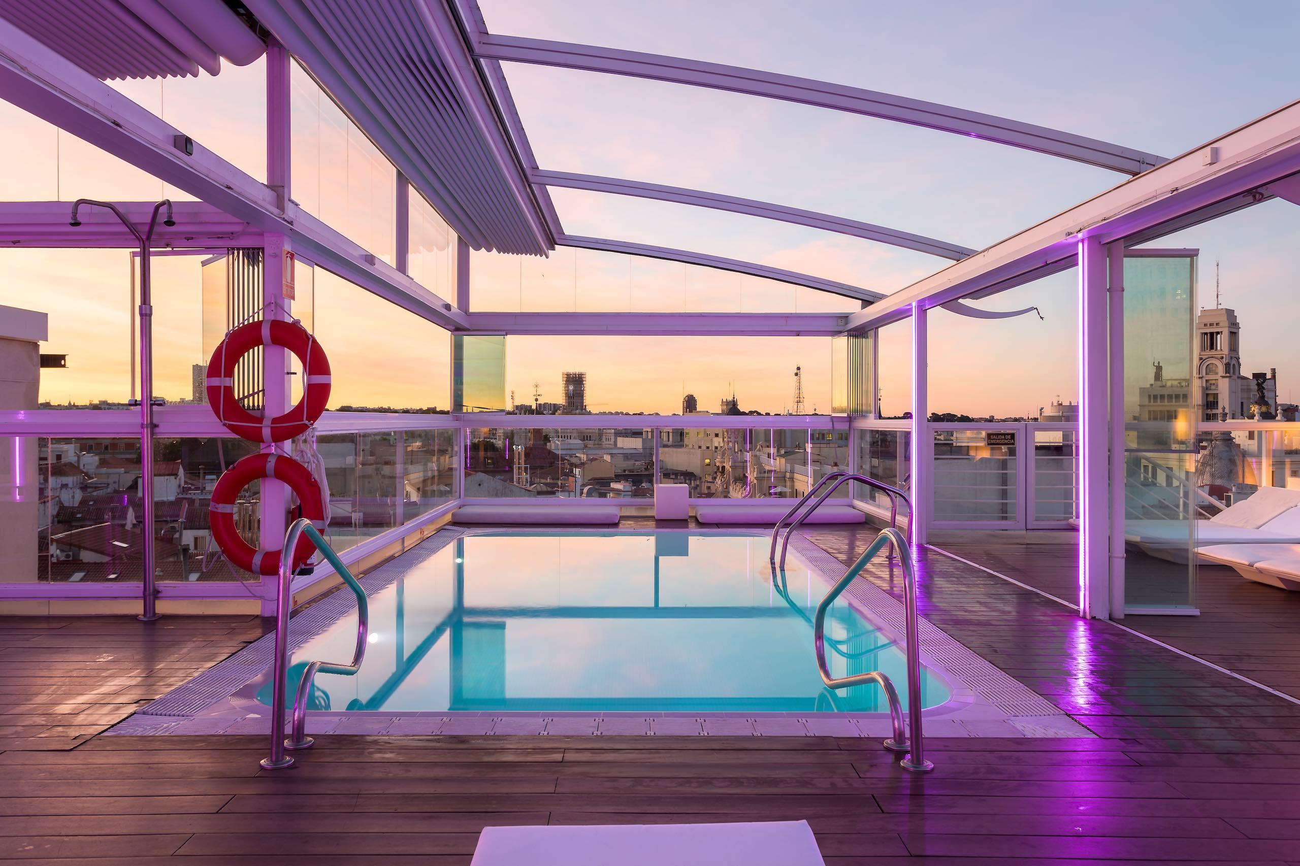 Room Marte Oscar Hotel Madrid Spain
