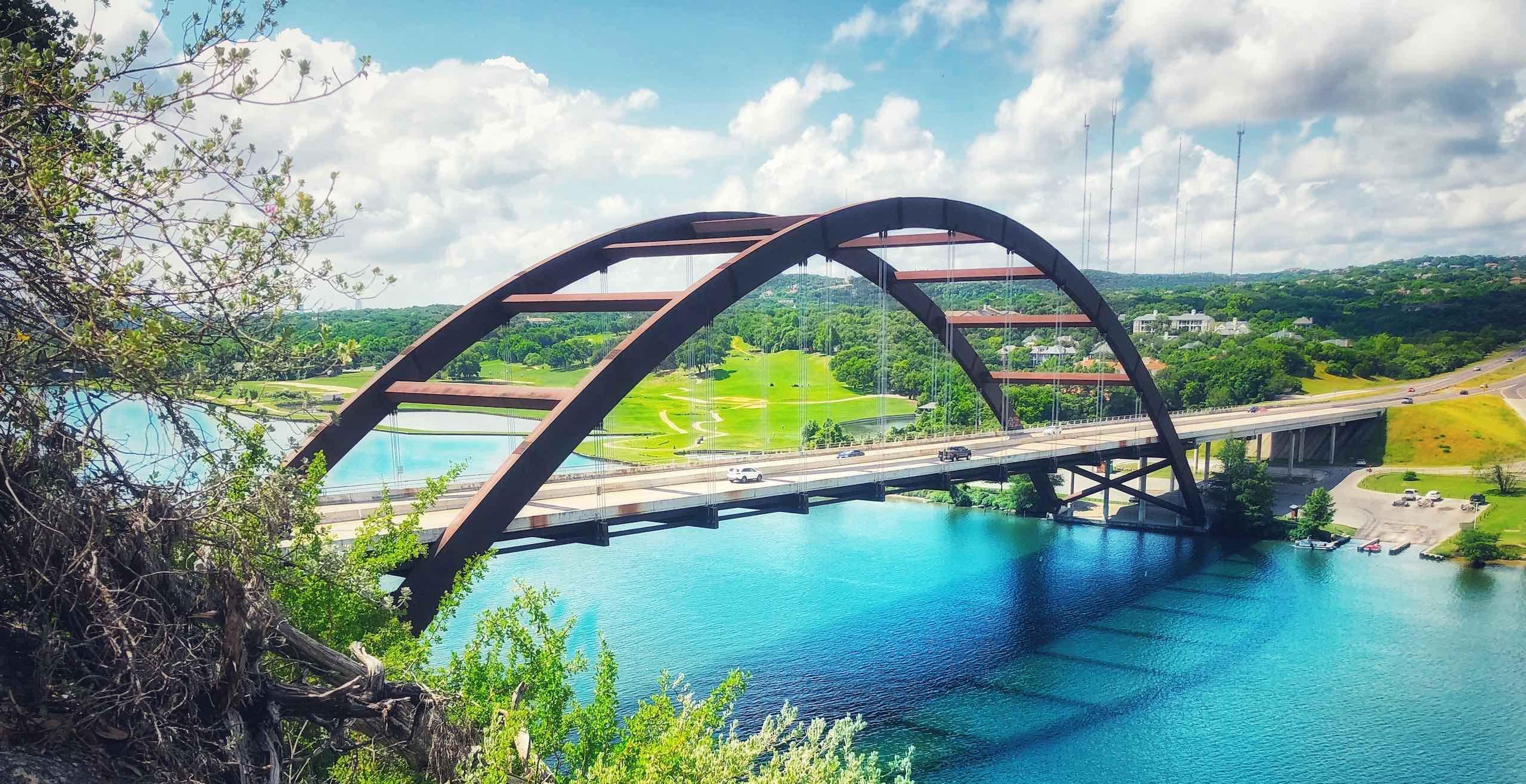 Pennybacker Bridge | Photo: Ryan Barron