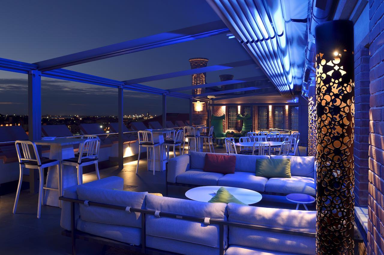 Skyline Bar Venice