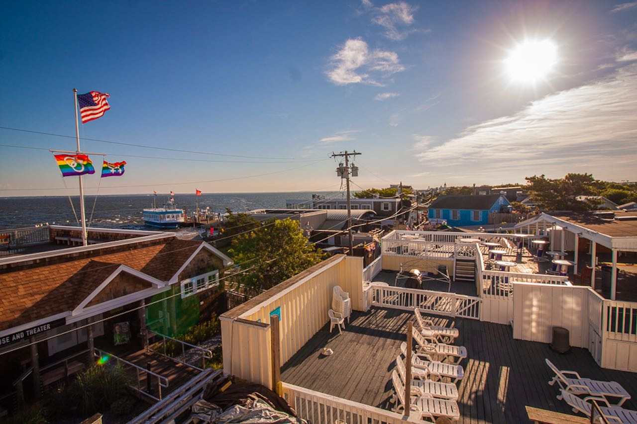 The Grove Hotel Fire Island