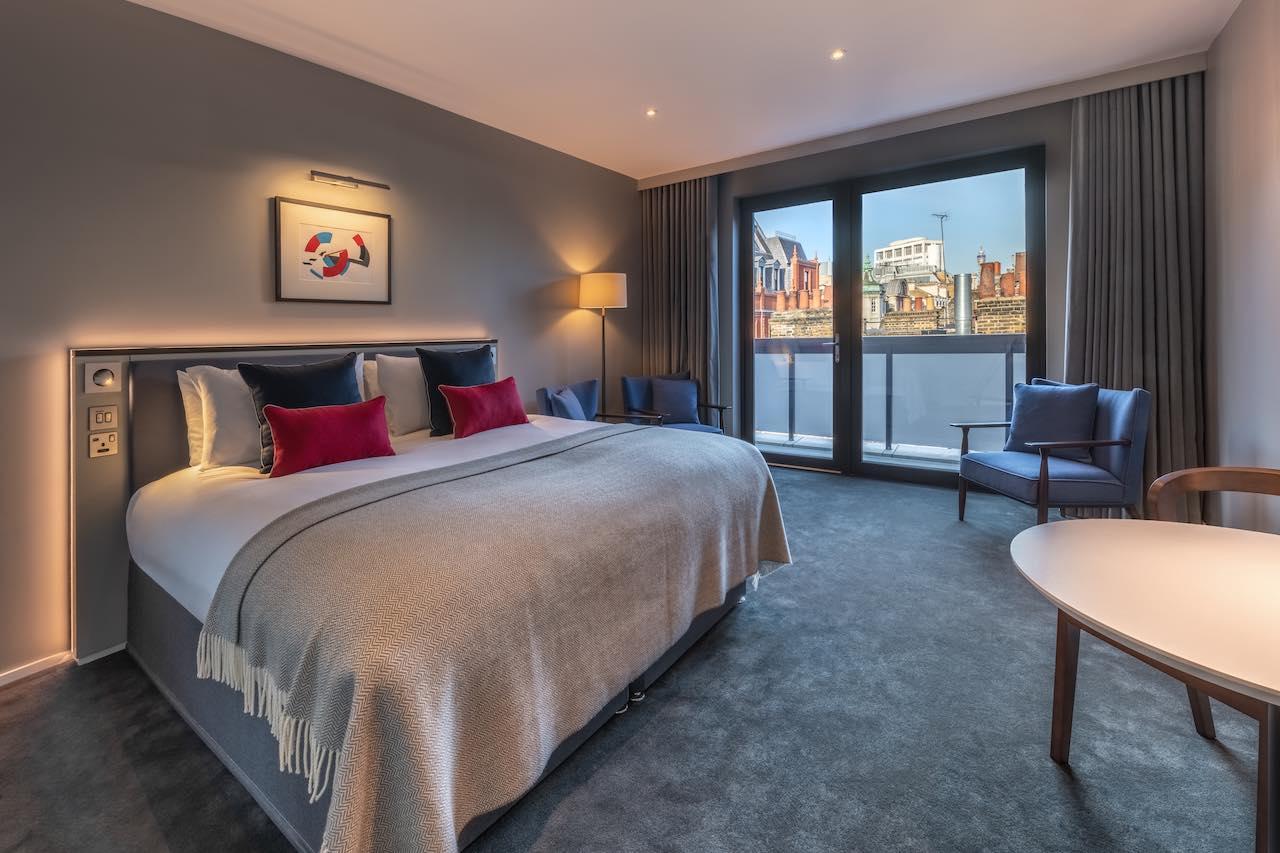 The Best Hotels Near Covent Garden, London  Mr Hudson