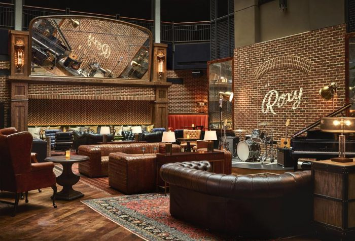 The Roxy Hotel Tribeca New York City