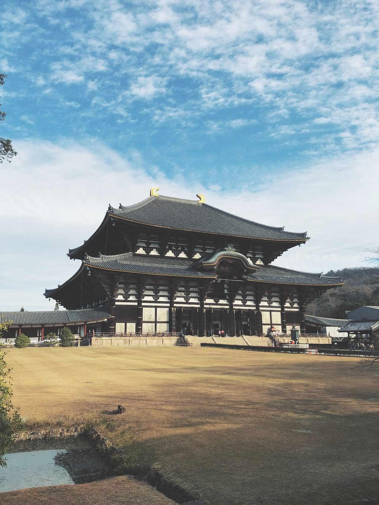 Tōdai-ji Temple | Photo: Benz Lee