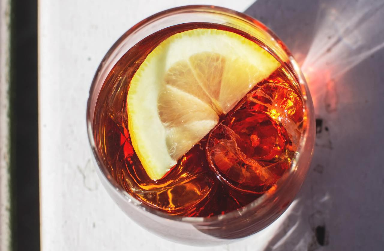 Vermouth Drink