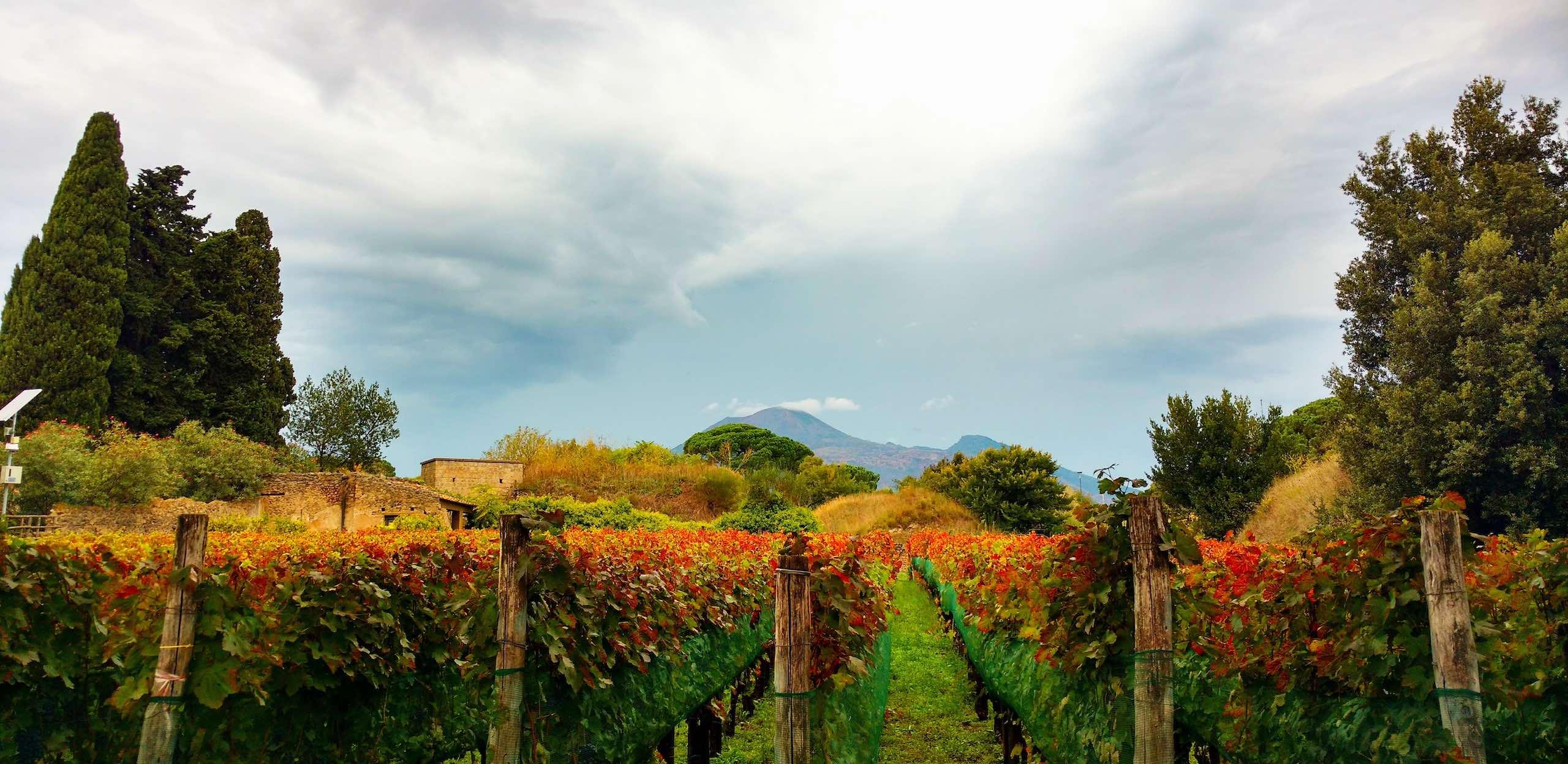 Vesuvius | Photo: Pieter Biesemans