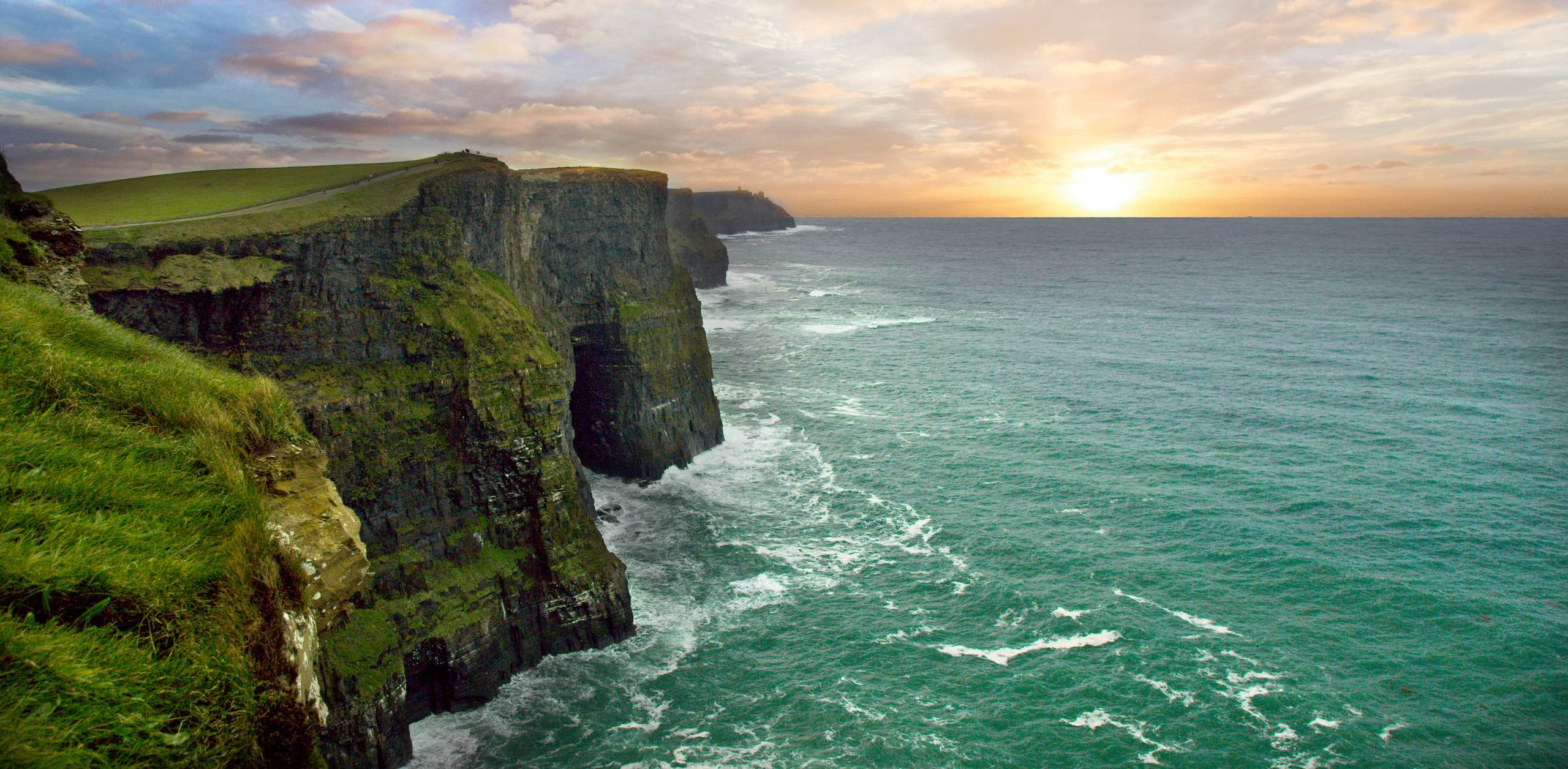 Cliff of Moher | Photo: Alfred Schrock
