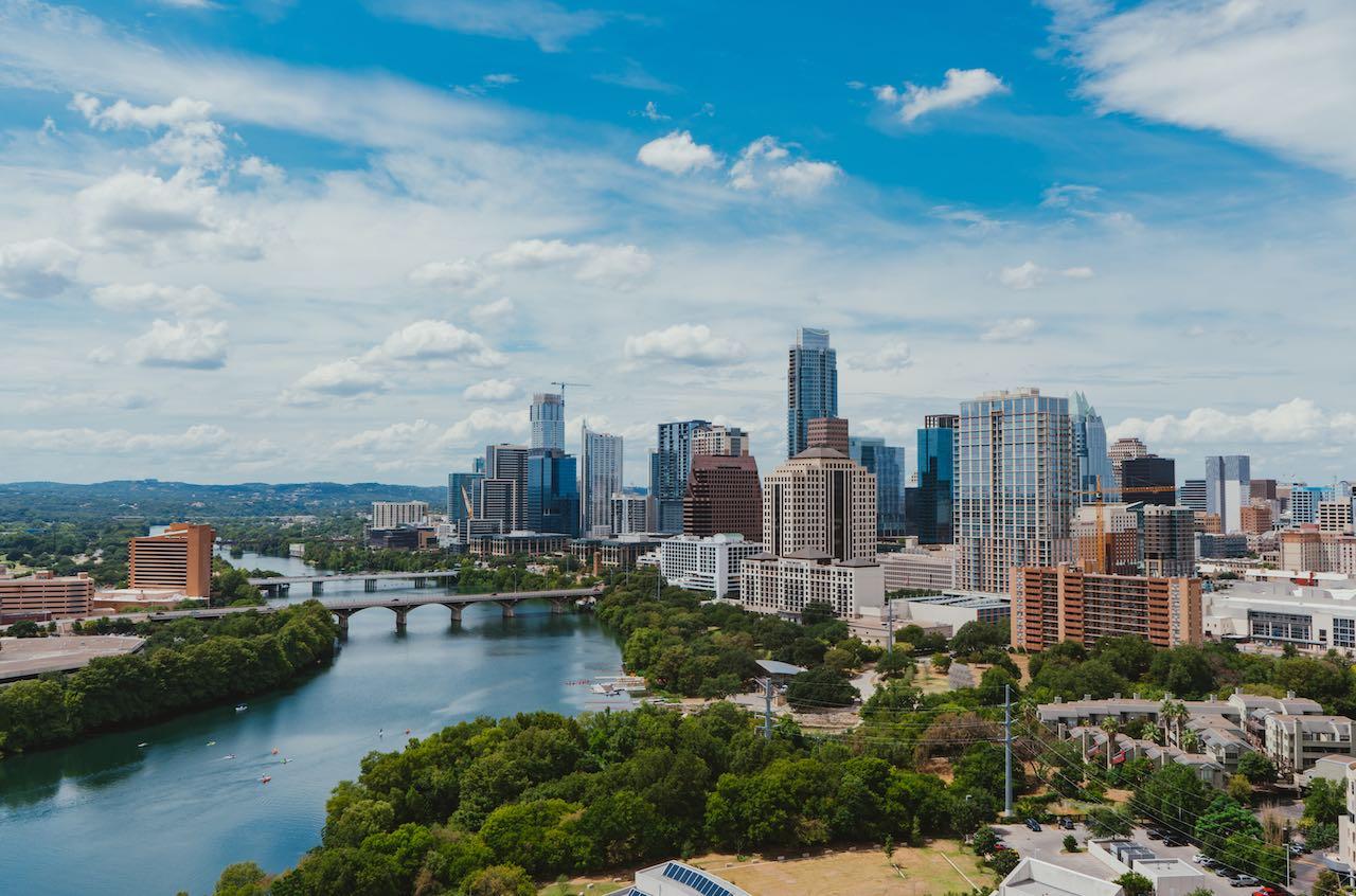 Austin City Scape