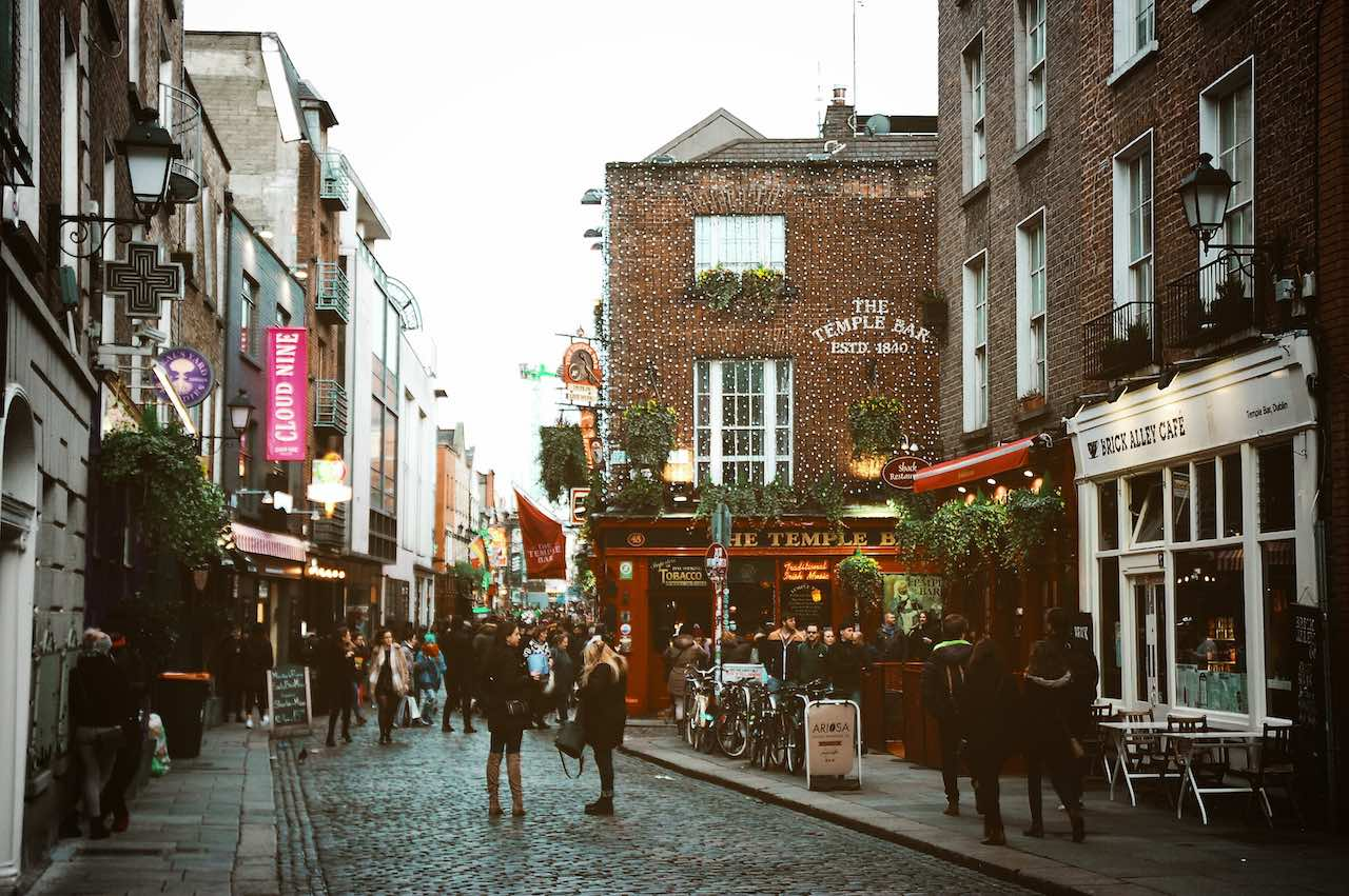Temple Bar | Photo: Diogo Palhais