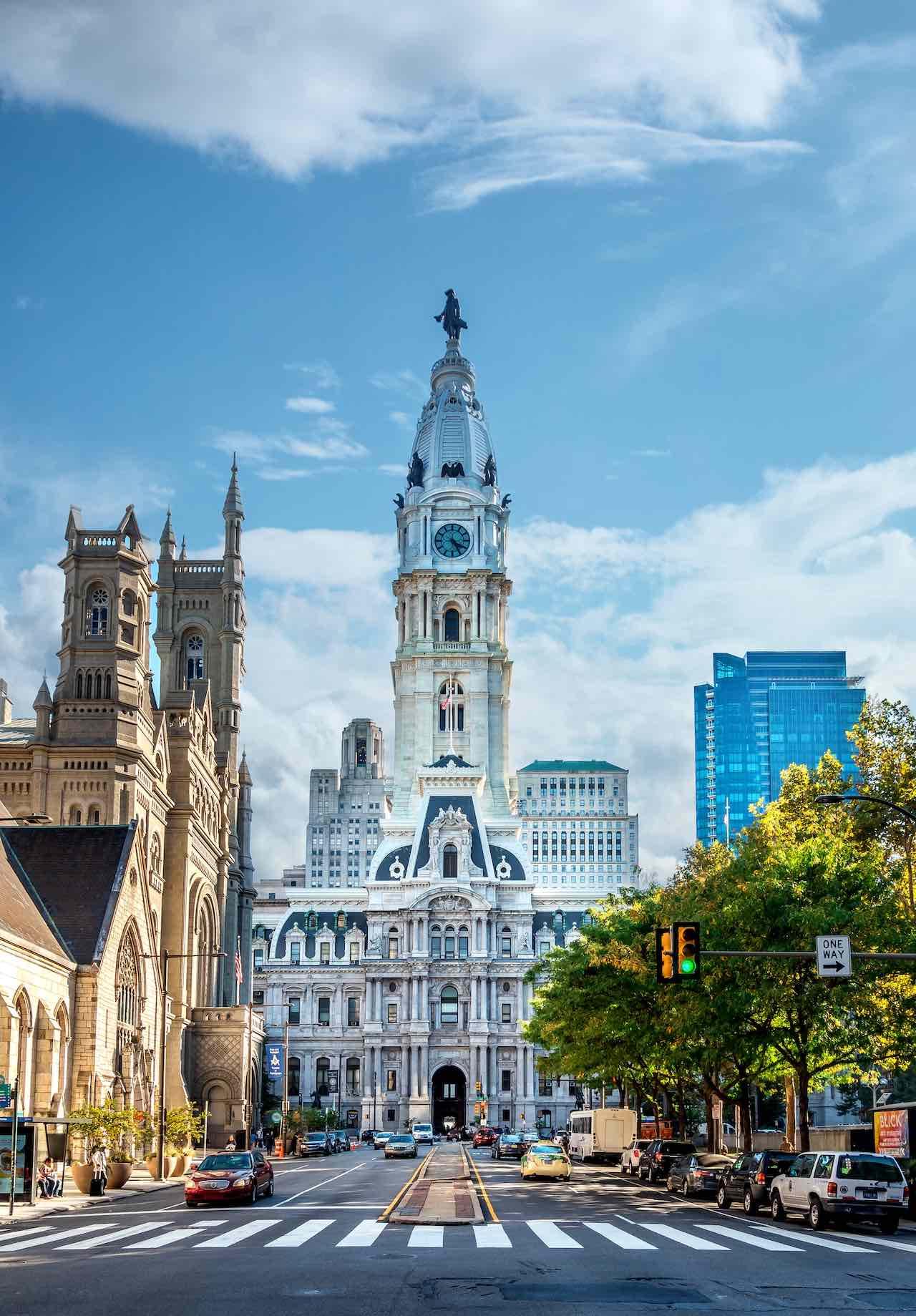 Philadelphia City Hall | Photo: Leo Serrat
