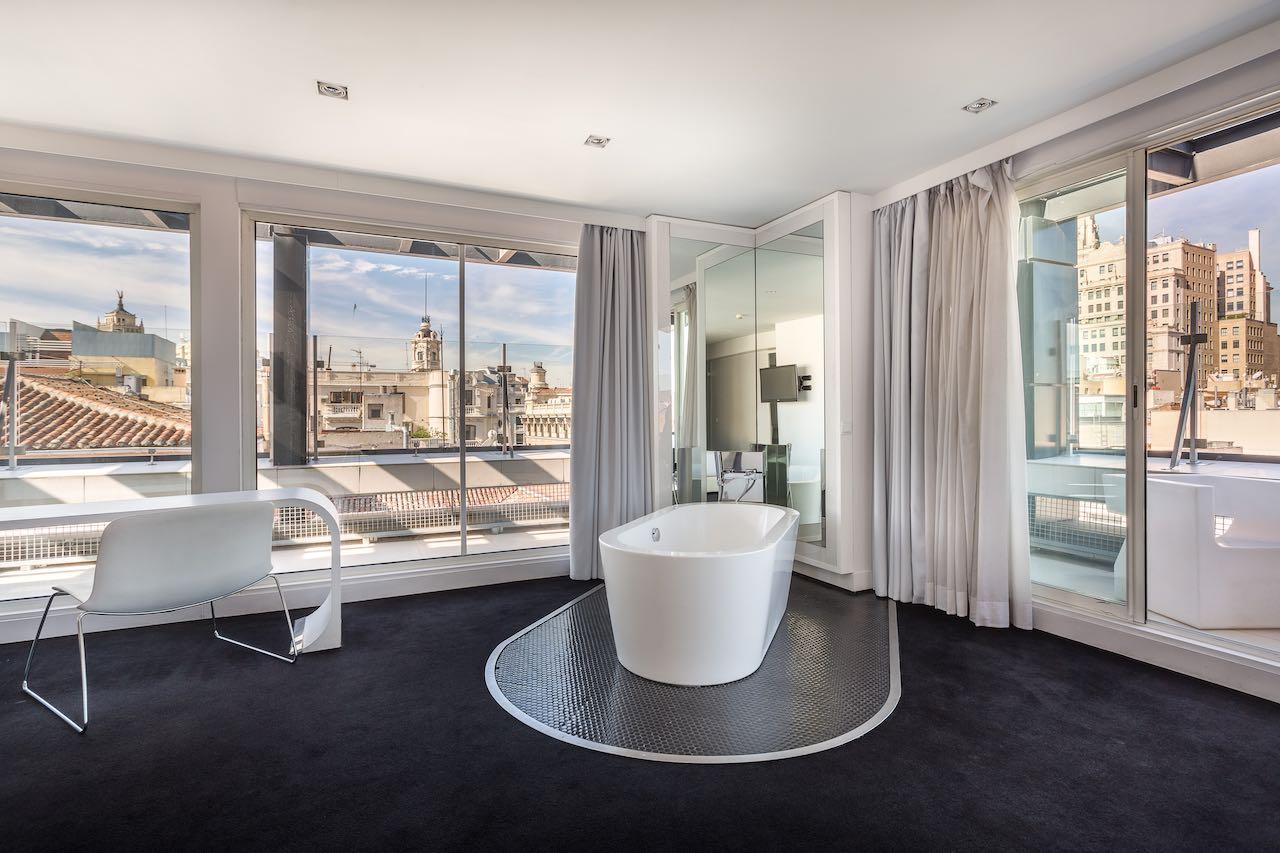 Room Mate Oscar Hotel Madrid Spain