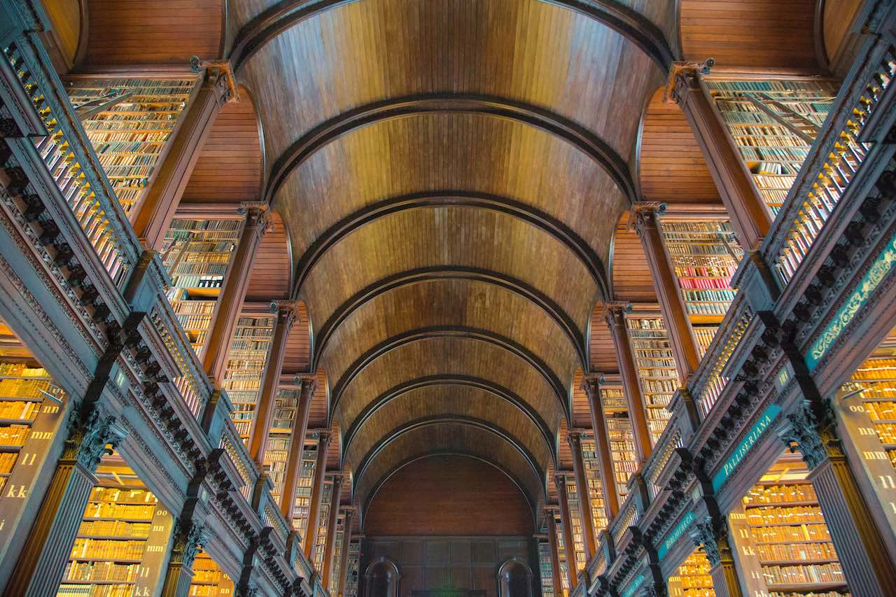 Trinity College | Photo: Van Williams