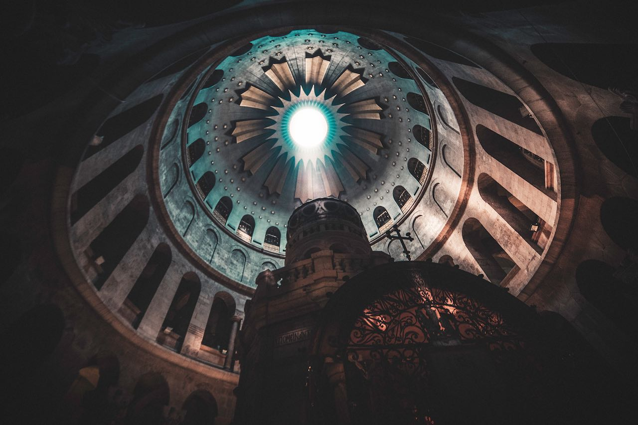 Church of the Holy Sepulchre   Photo: David Rodrigo