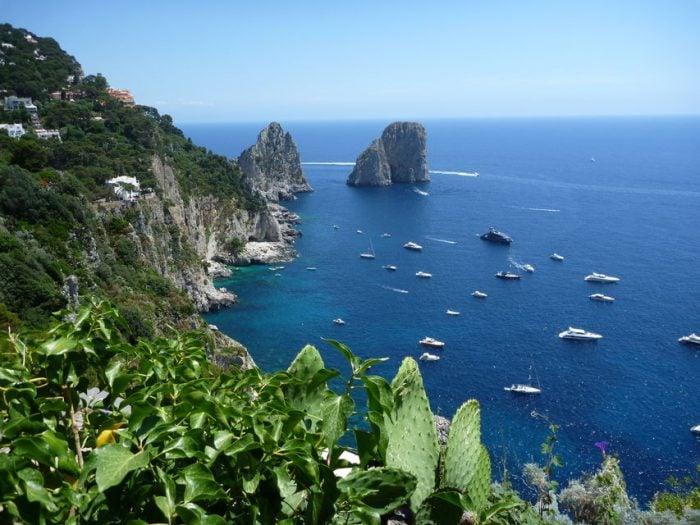 Day Cruise to Capri from the Amalfi Coast