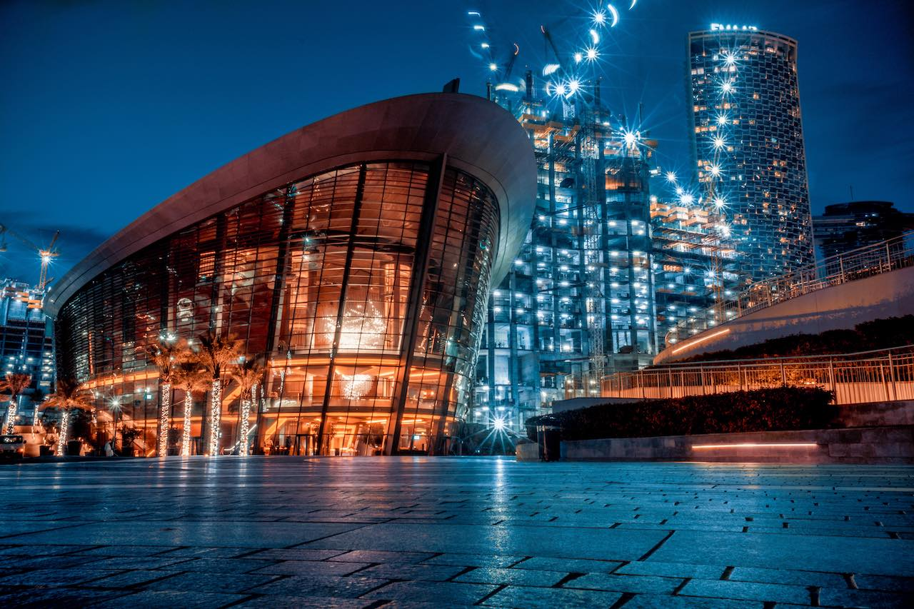 Dubai Opera House | Photo: Bacila Vlad
