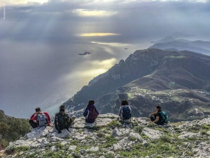 Faito Mountain: Hike the Highest Peak of the Amalfi Coast