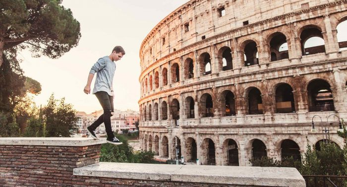 Gay Guide to Rome by Mr Hudson