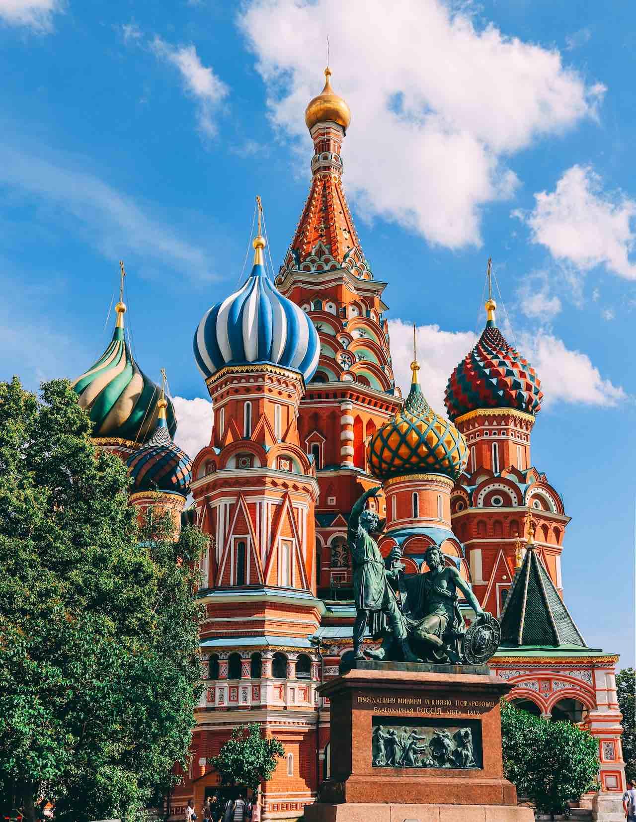 Saint Basils Cathedral | Photo: Nikolay Vorobyev