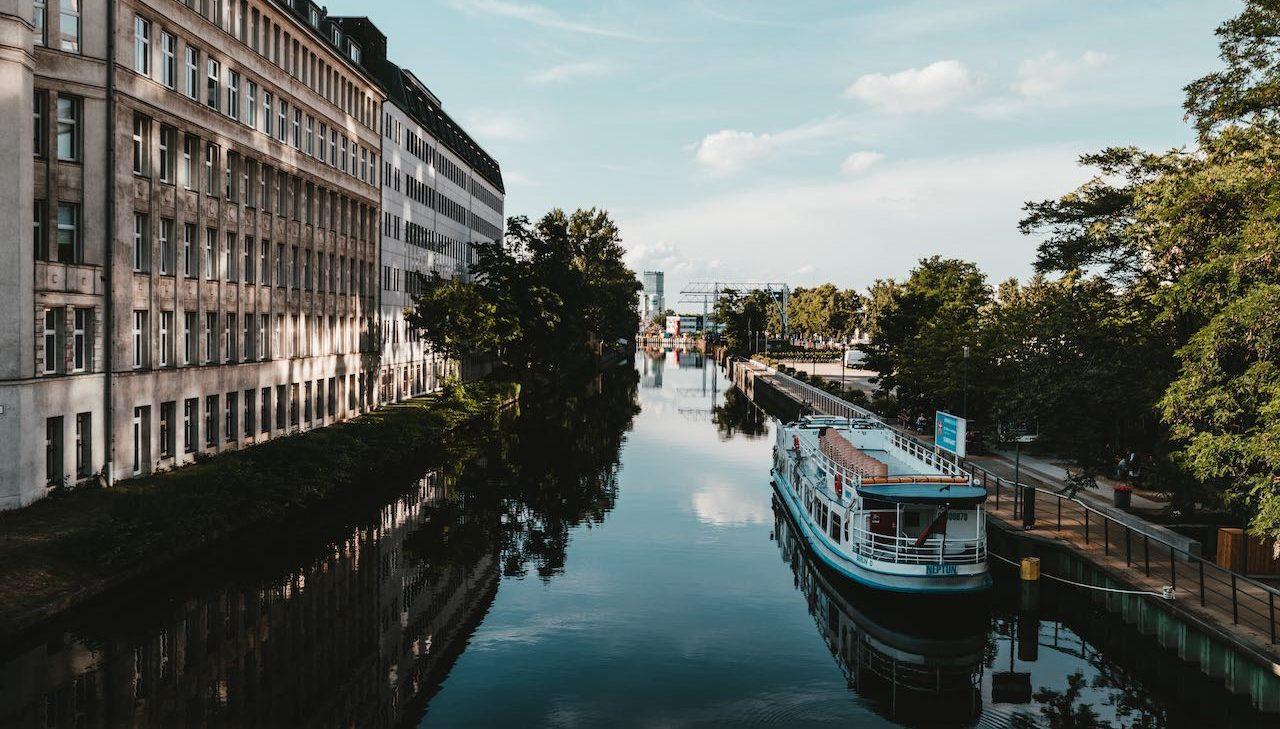 Sonnenbrücke Berlin