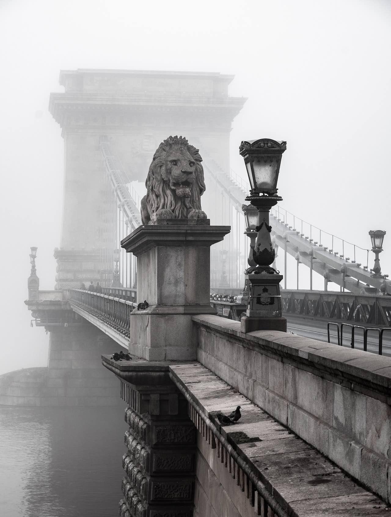 Széchenyi Chain Bridge | Photo: Daniel Olah