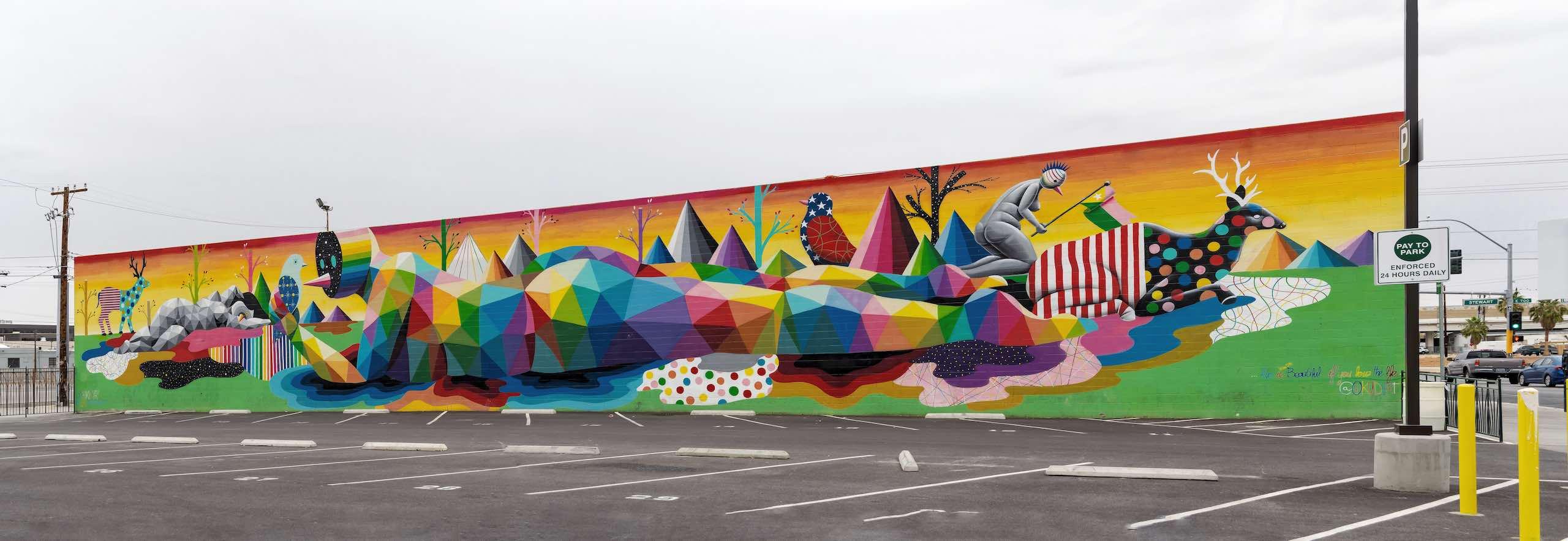 Public Art in Downtown | Photo: Ken Lane