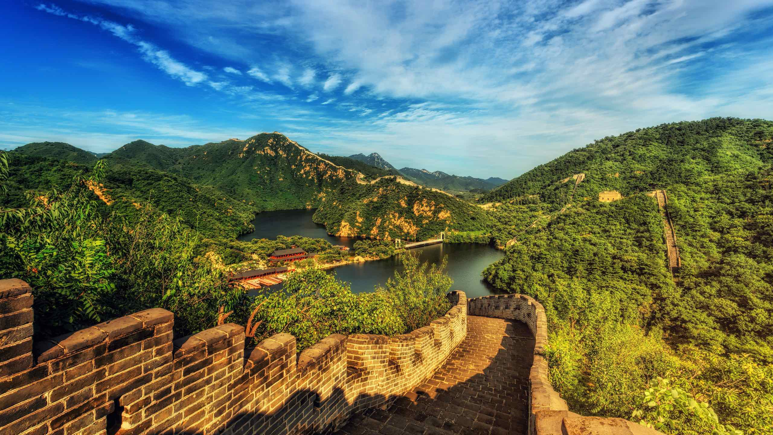 Great Wall of China | Photo: Johannes Plenio