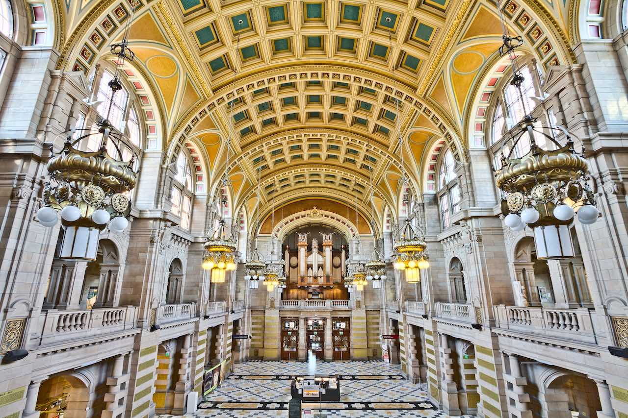 Kelvingrove Art Gallery and Museum | Photo: Michael David Beckwith