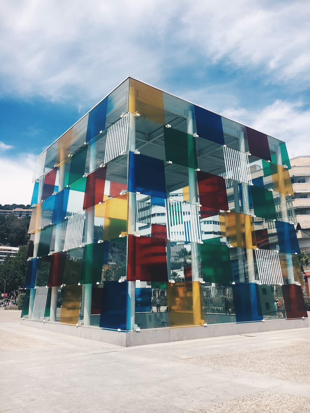 Centre Pompidou Málaga | Photo: Michael Martinelli