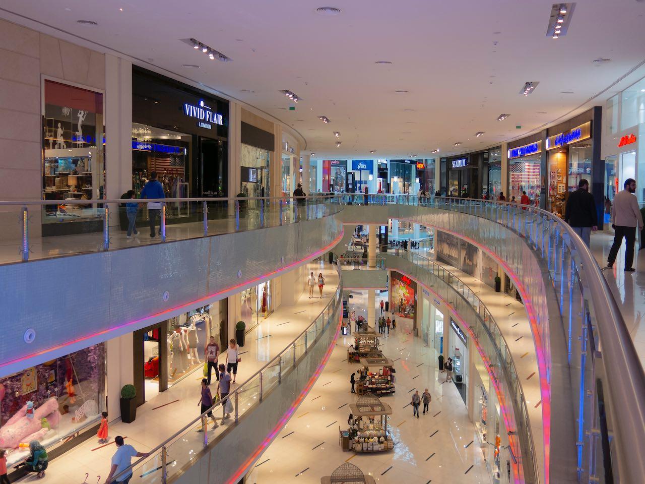 Dubai Mall | Photo: Mostafa Meraji