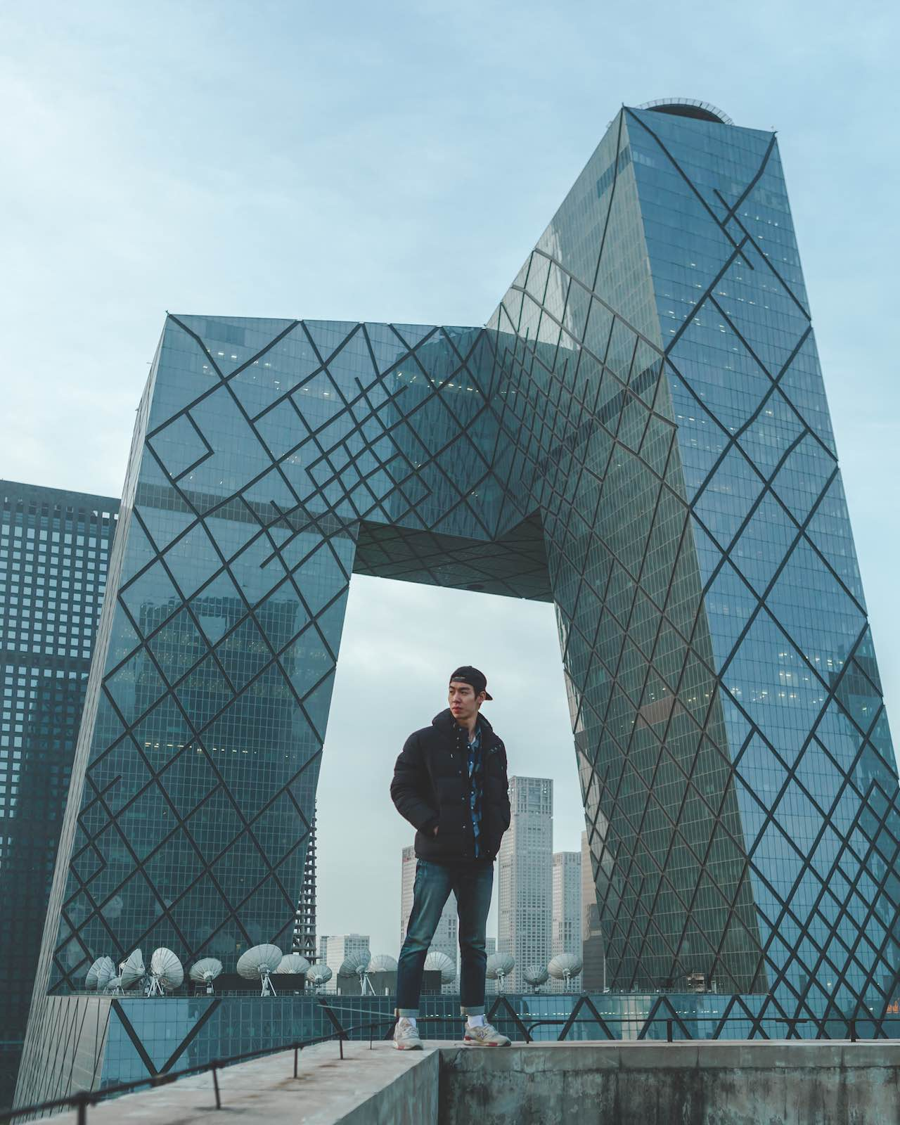 CCTV Headquarters | Photo: Raj Eiamworakul