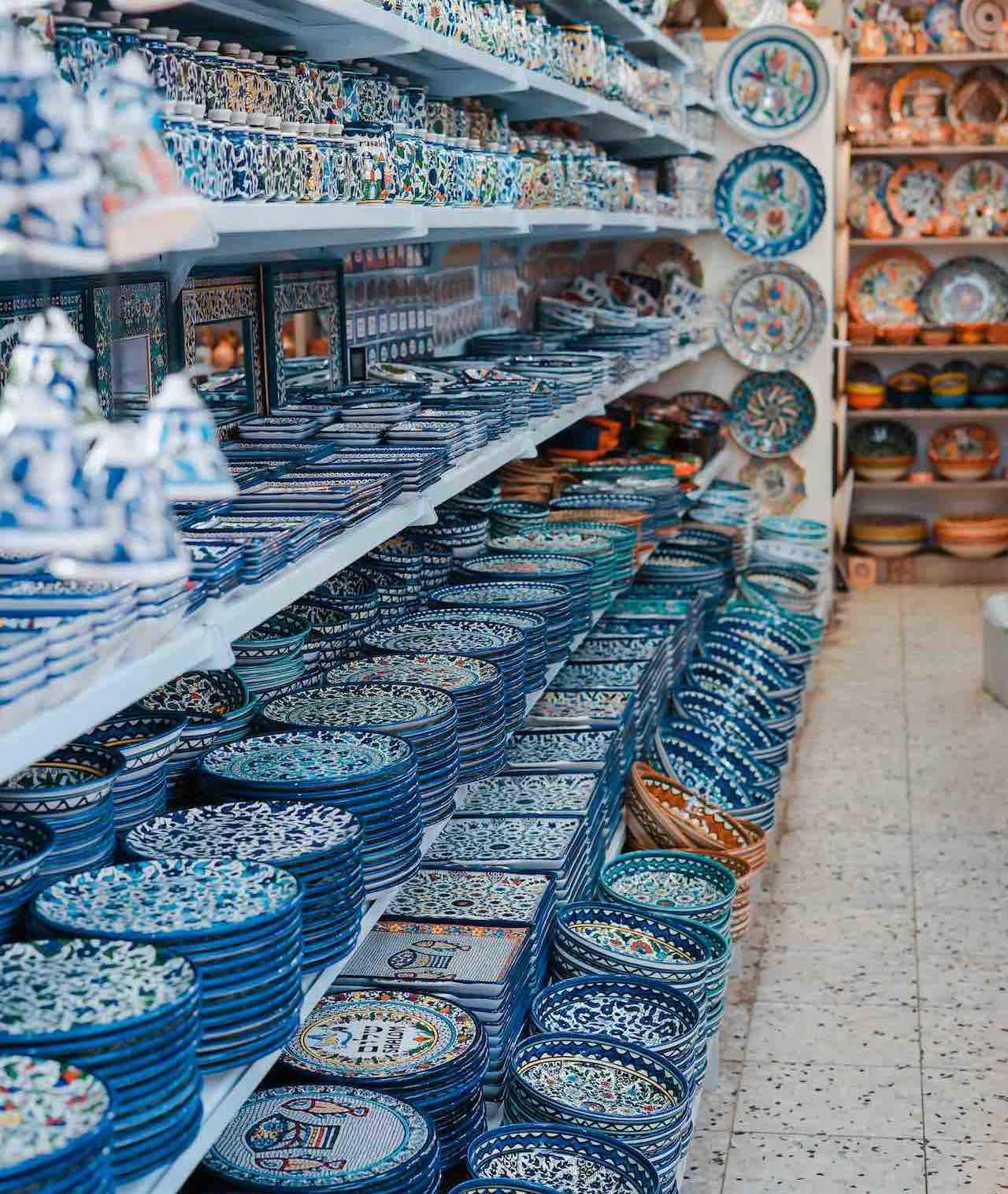 Jerusalem Market   Photo: Toa Heftiba