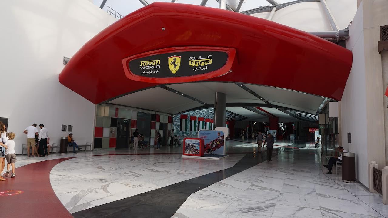 Ferrari World | Photo: Fli138