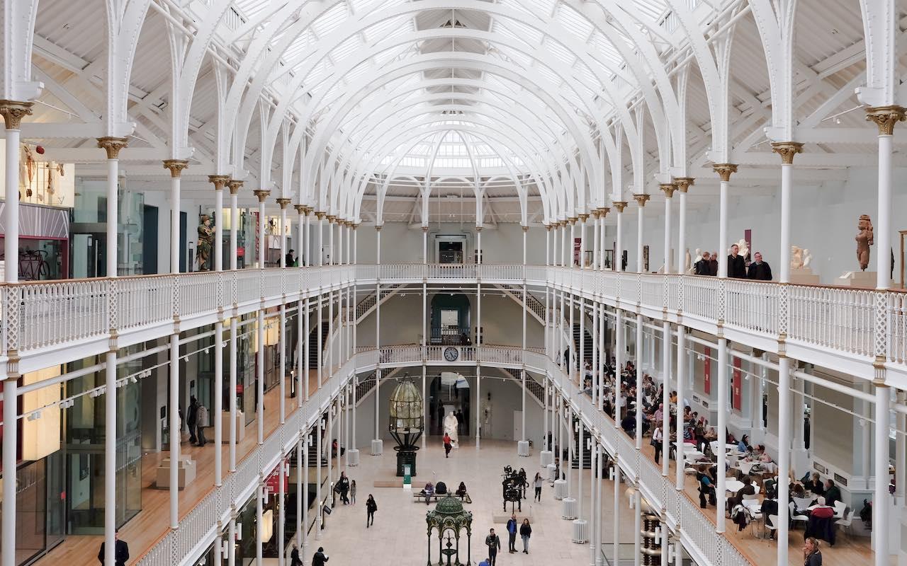 National Museum of Scotland | Photo:  Filip Pizl