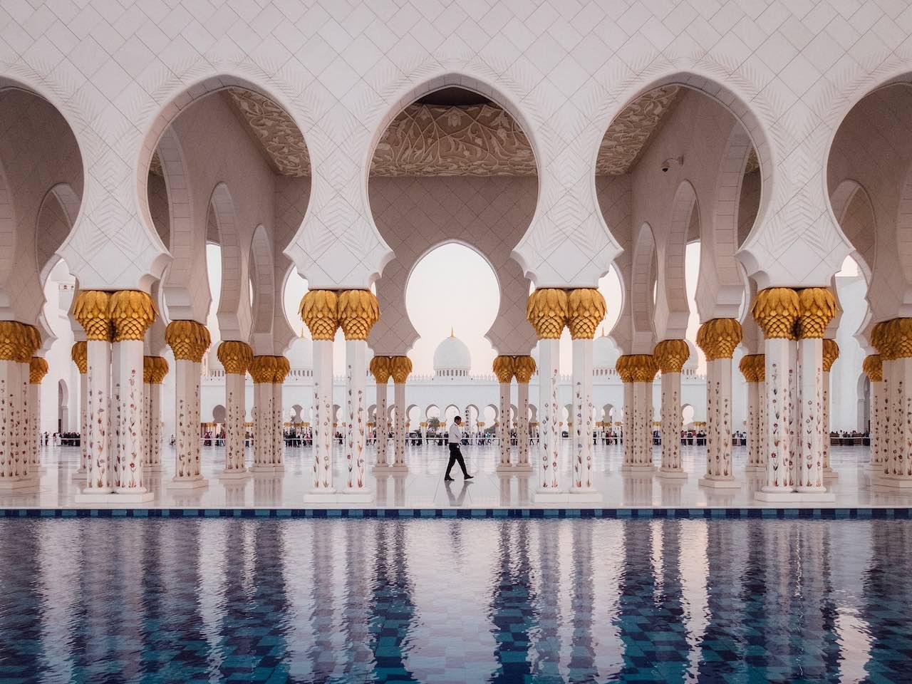 Sheikh Zayed Grand Mosque | Photo: Junhan Foong