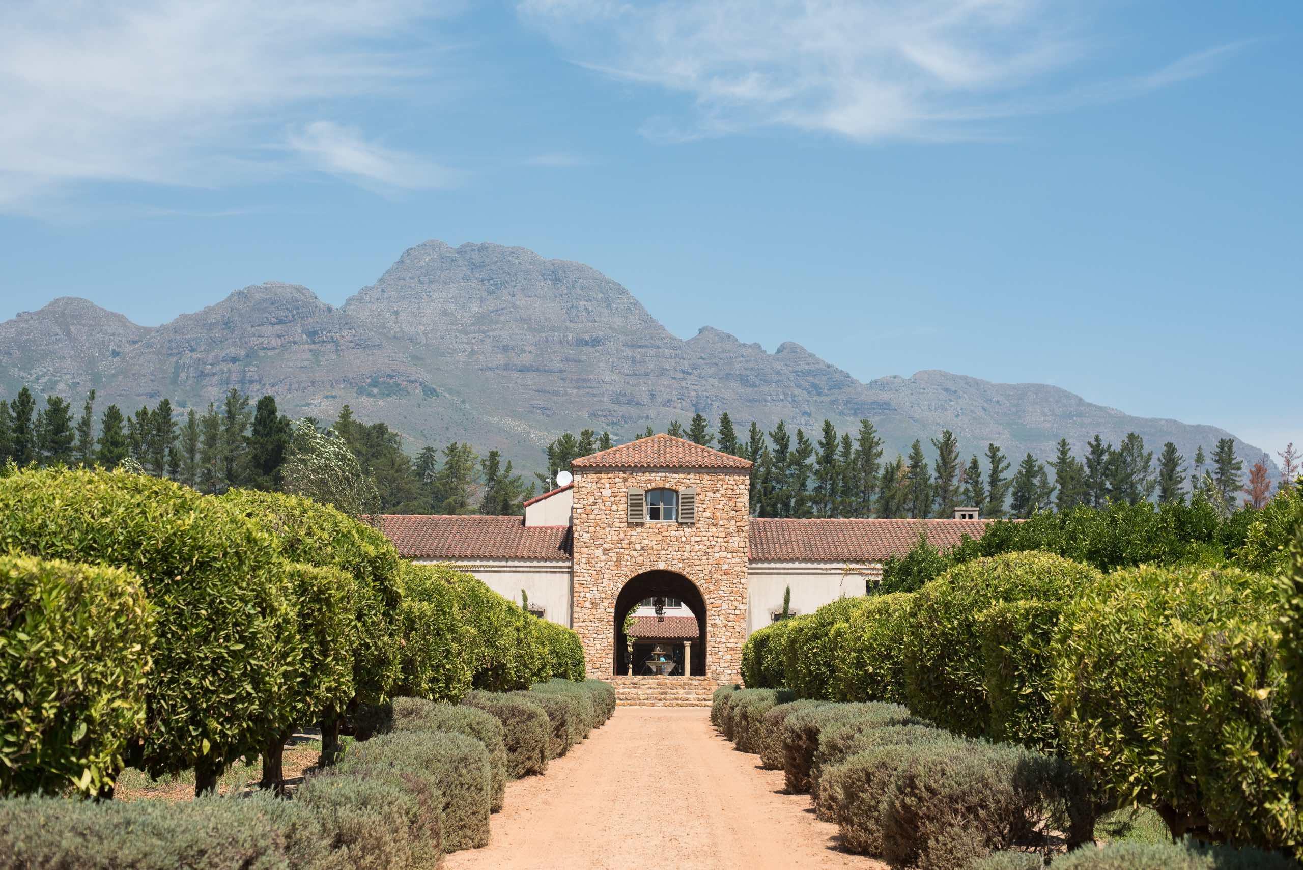 Waterford Estate Stellenbosch | Photo: Kerry Murray