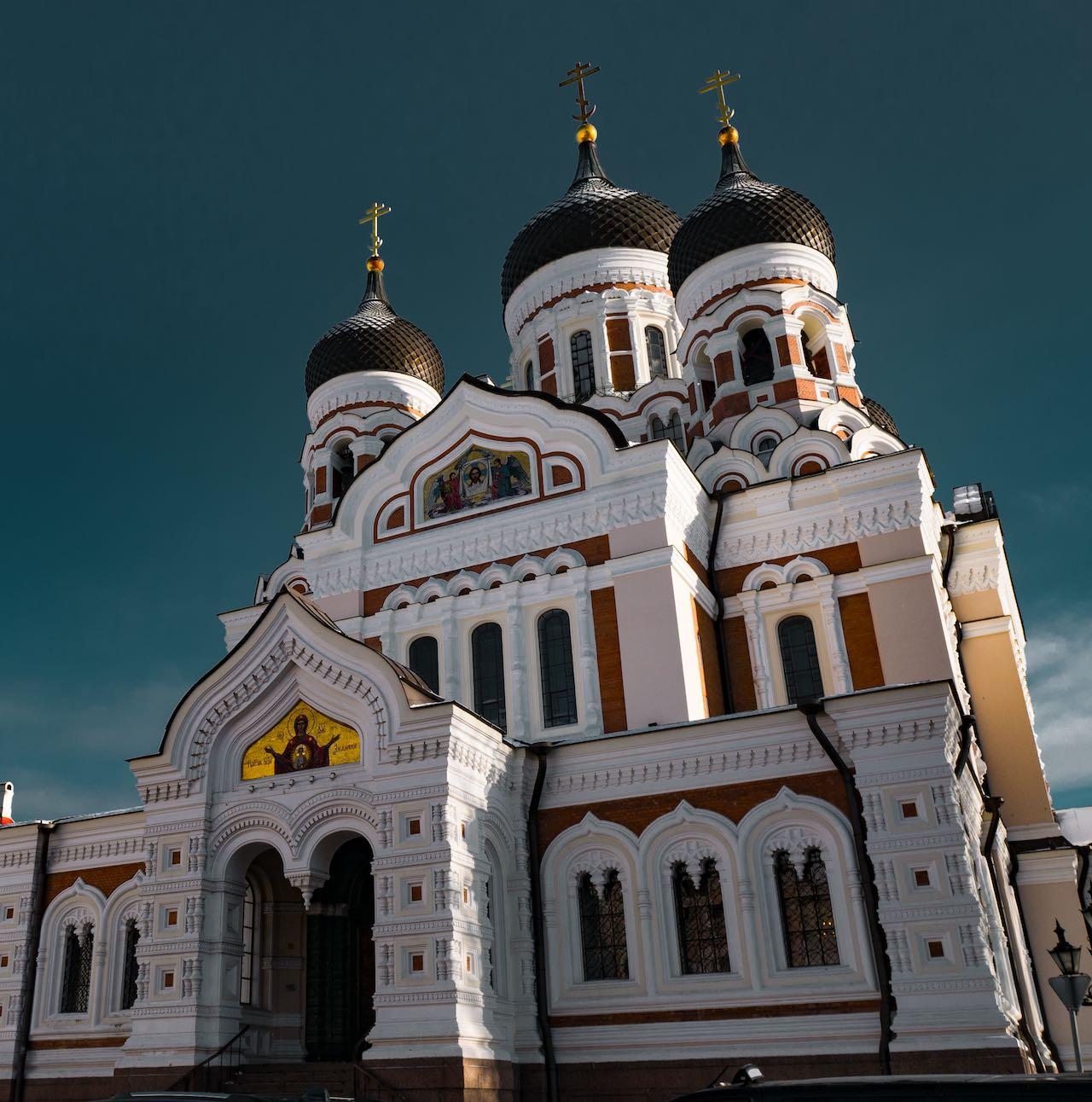Alexander Nevsky Cathedral | Photo: Beau Swierstra