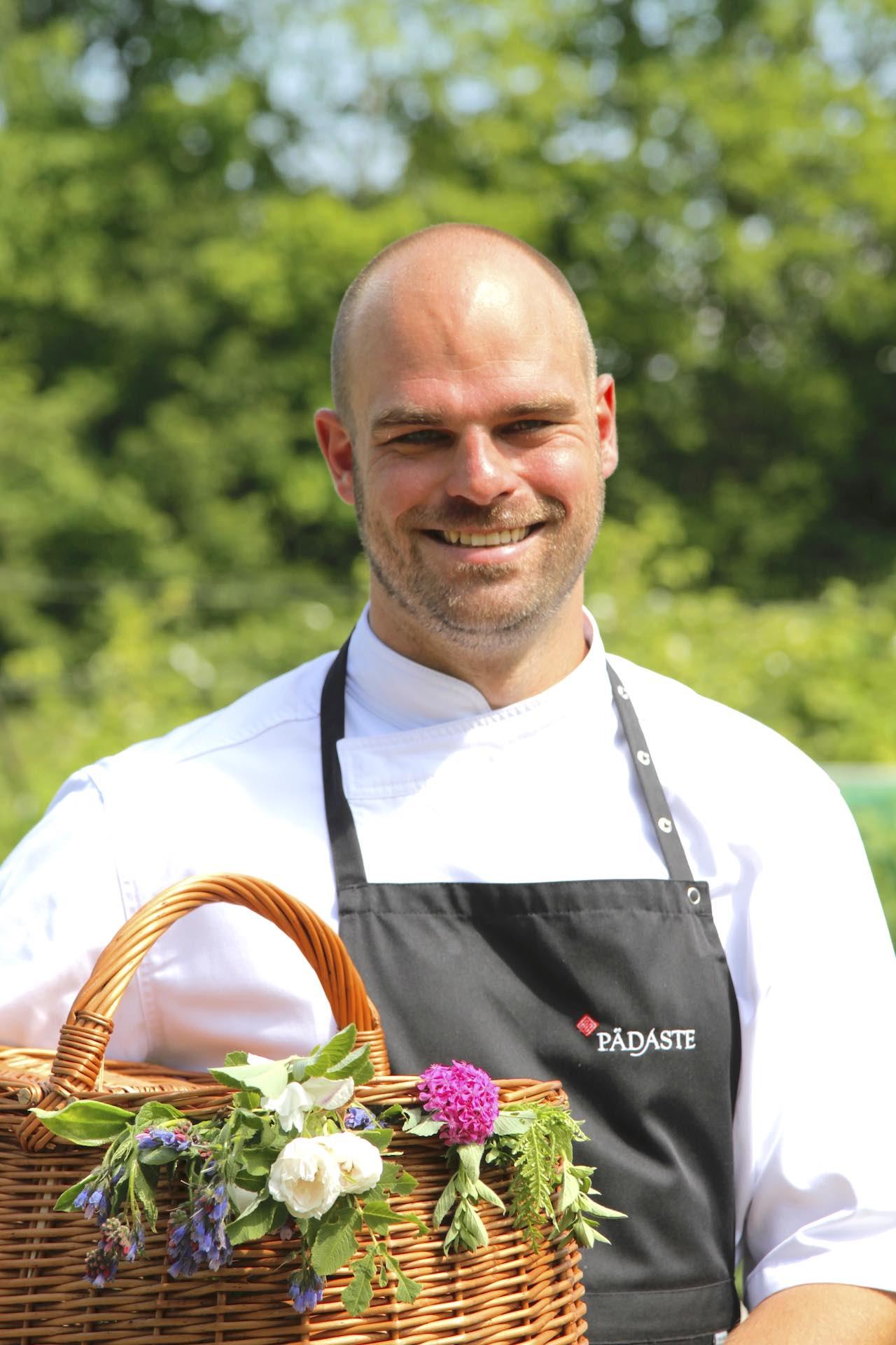 Alexander Head Chef Stefan Berwanger