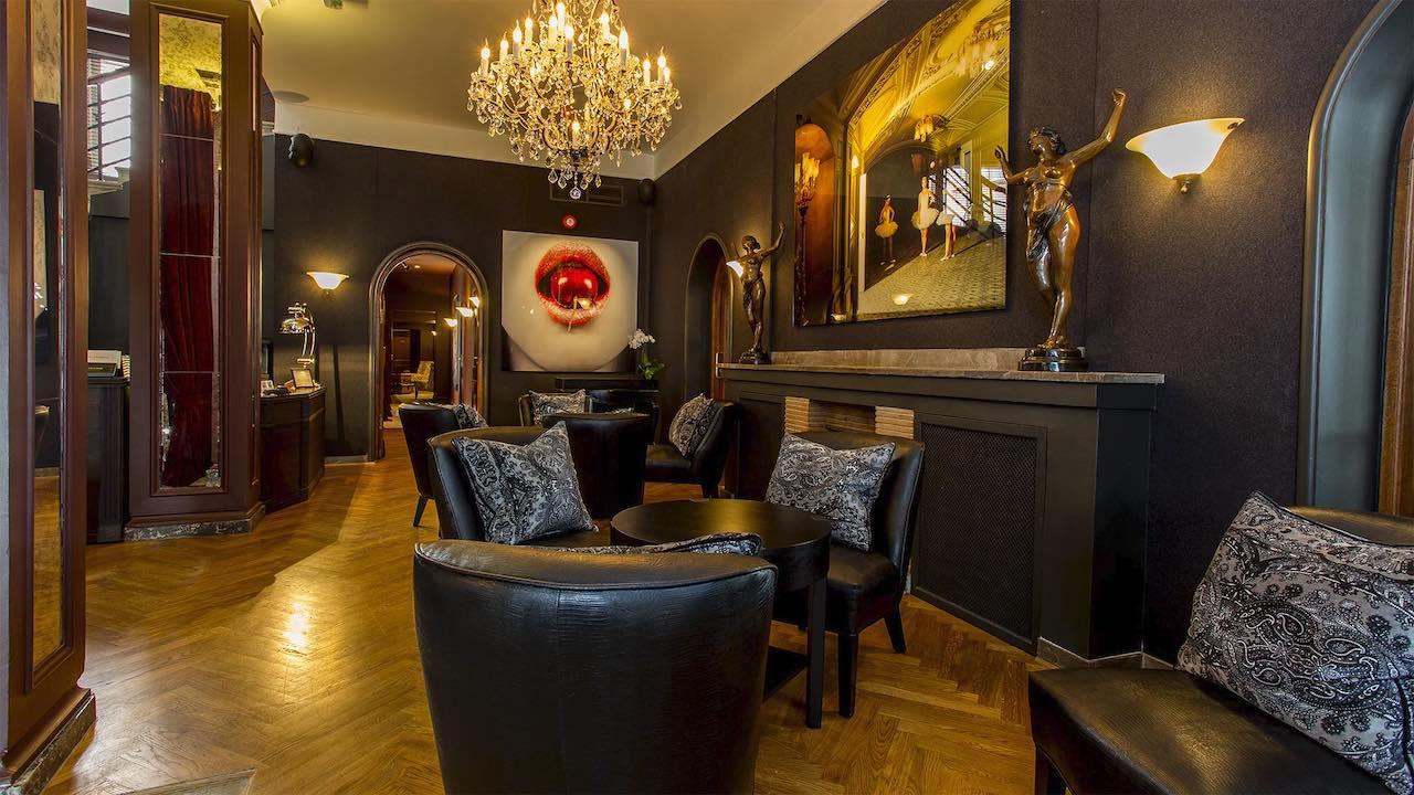 Hotel St Petersbourg Tallinn Estonia
