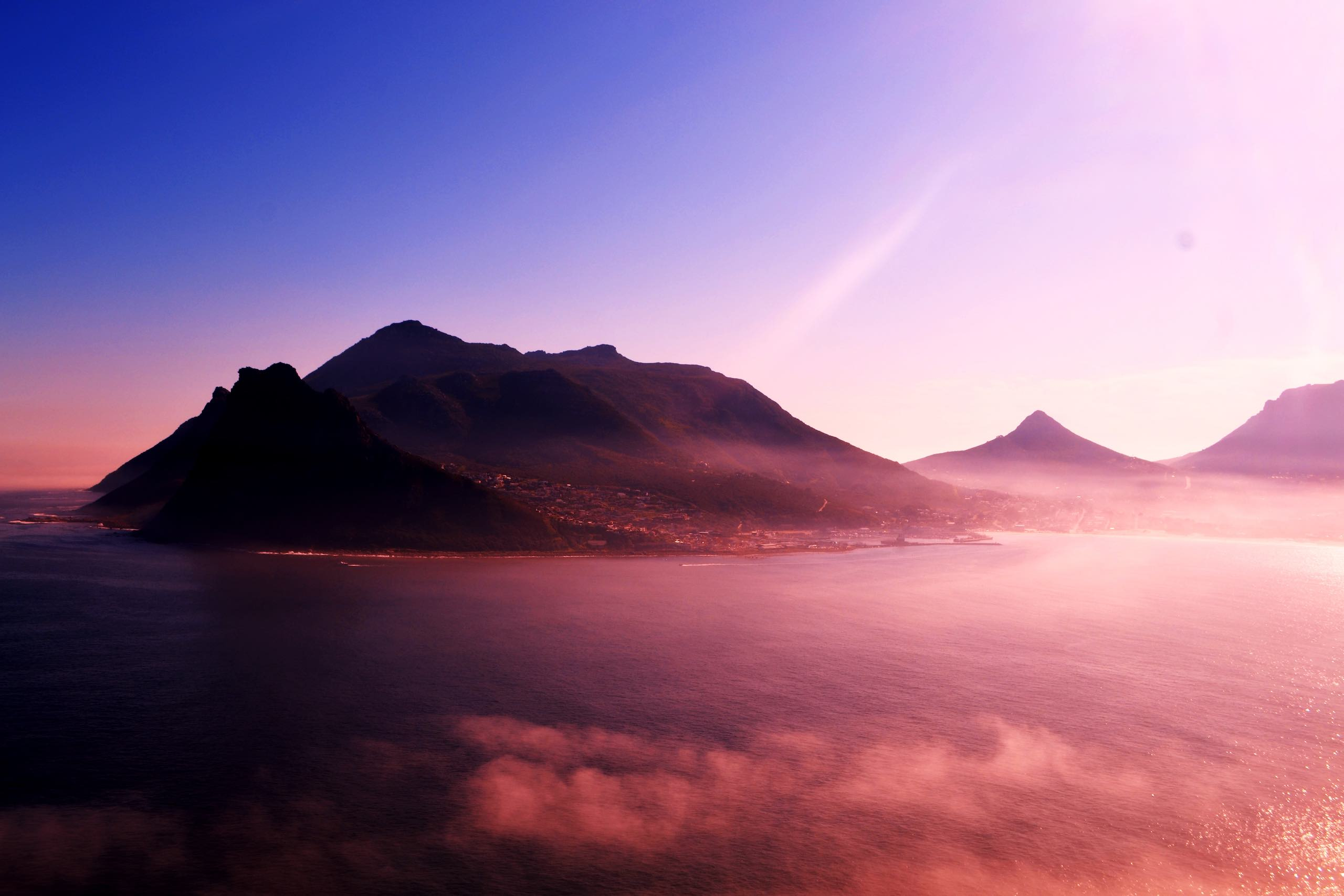 Hout Bay Cape Town