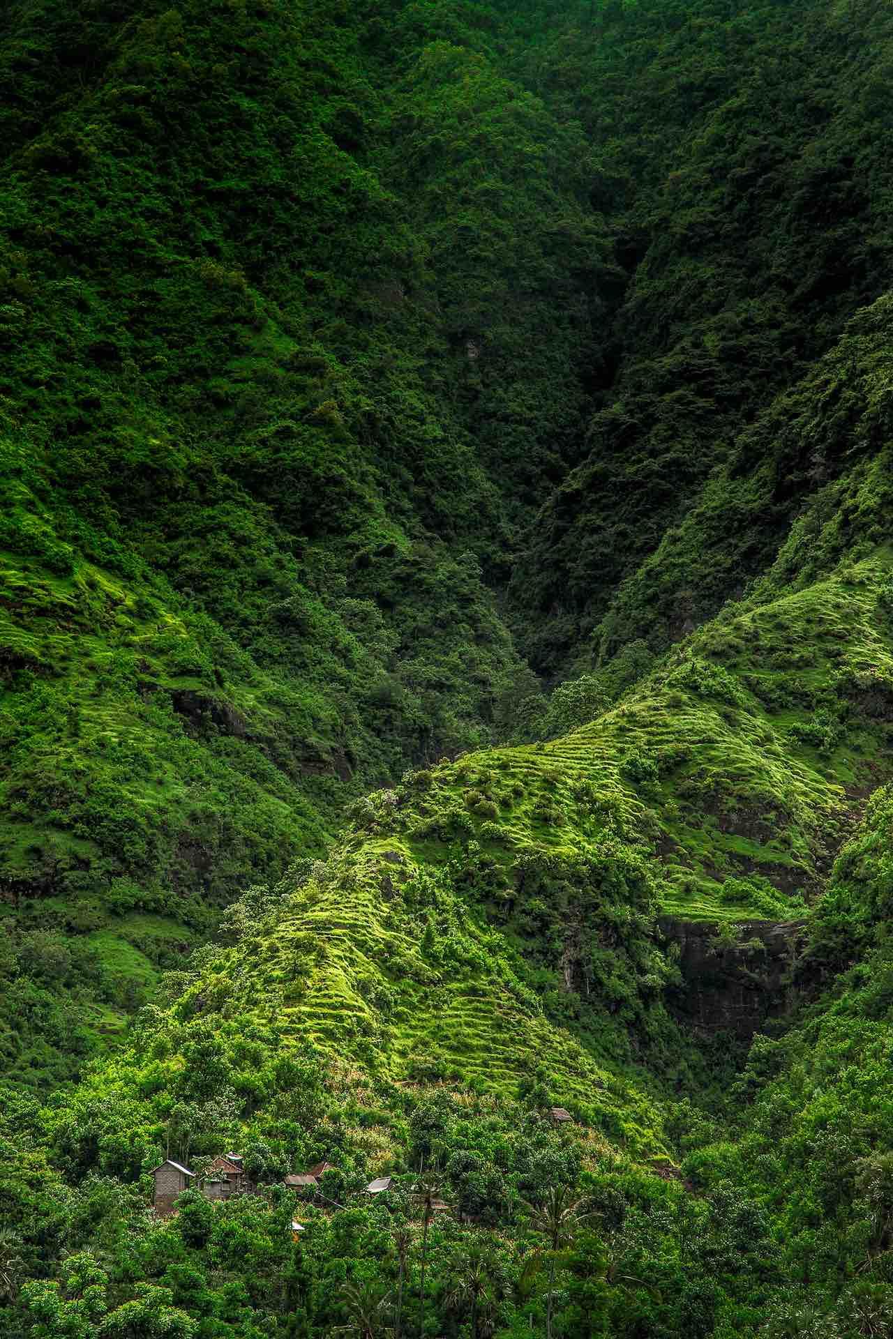 Mount Lempyang Bali