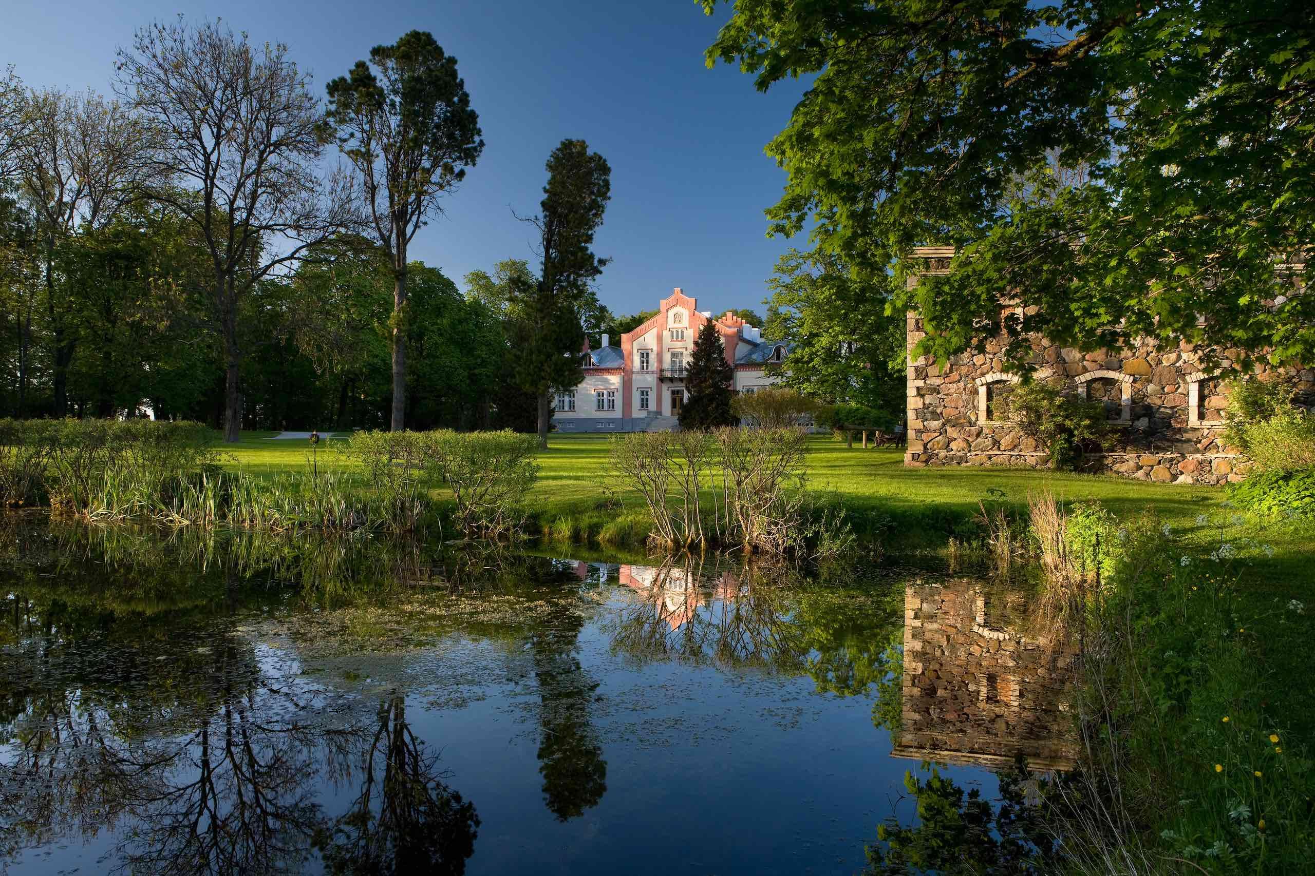Pädaste Manor Estonia