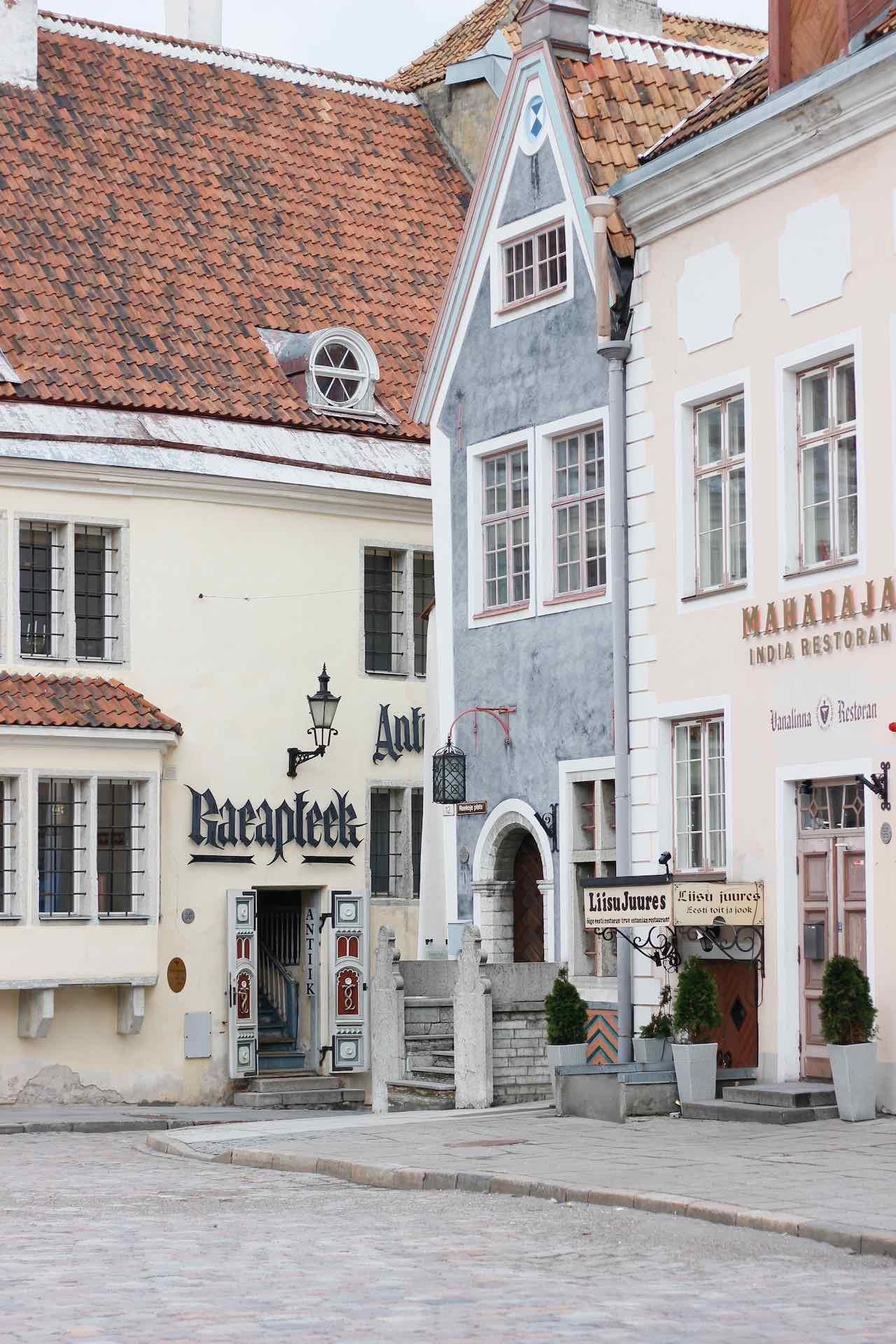 Tallinn Old Town | Photo: Judith Prins